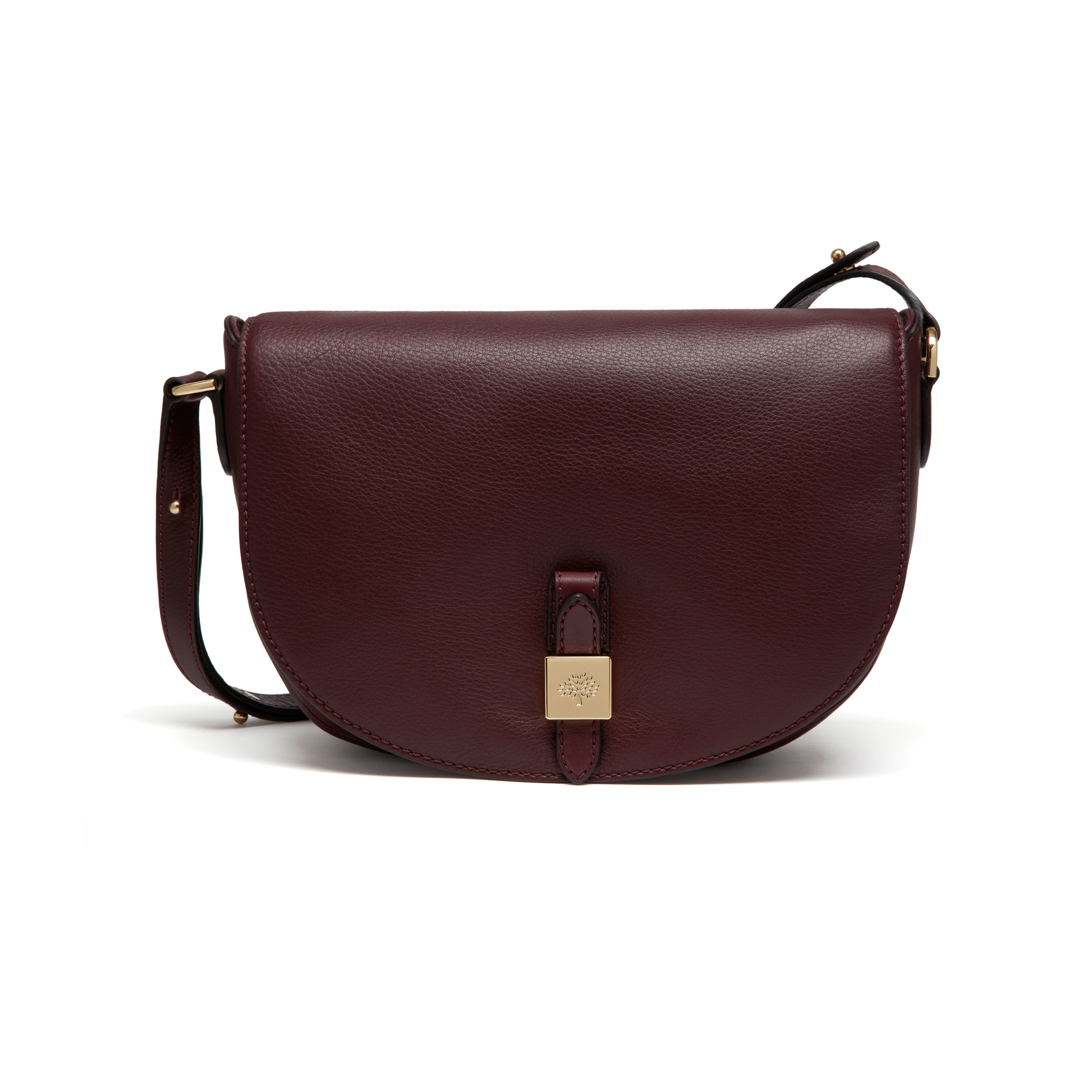 ... shopping mulberry tessie satchel bag in brown lyst d373c 2a53c ... 6465e9c197bf8