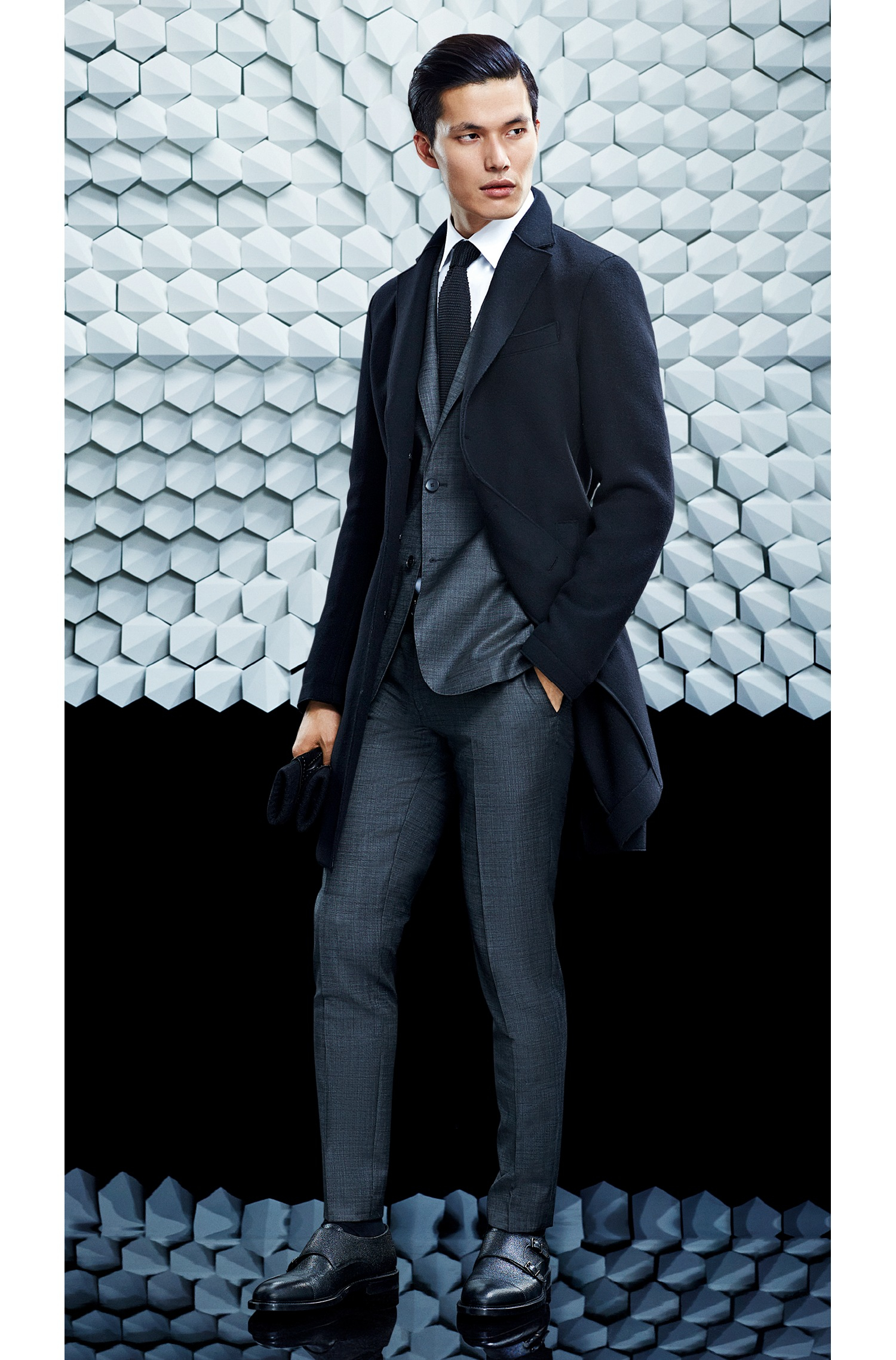 4f406a70f ... hugo boss james sharp super 100 slim fit · hugo boss slim fit suit  macy's