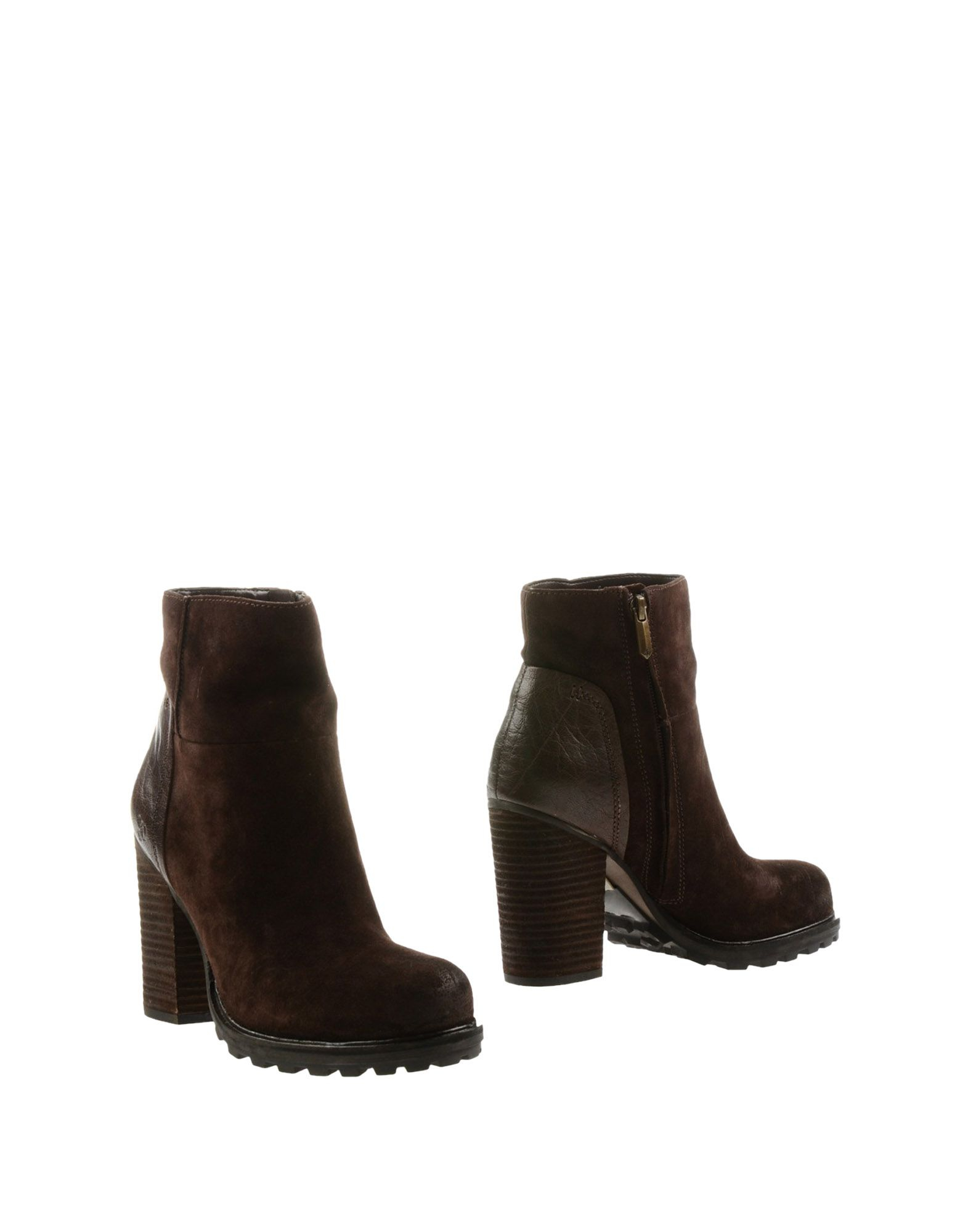 sam edelman ankle boots in brown brown