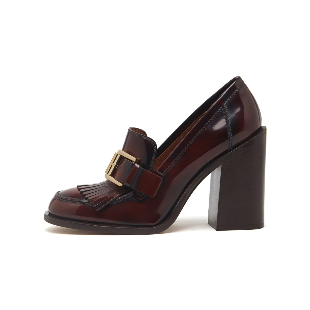 Mulberry Flat Shoes