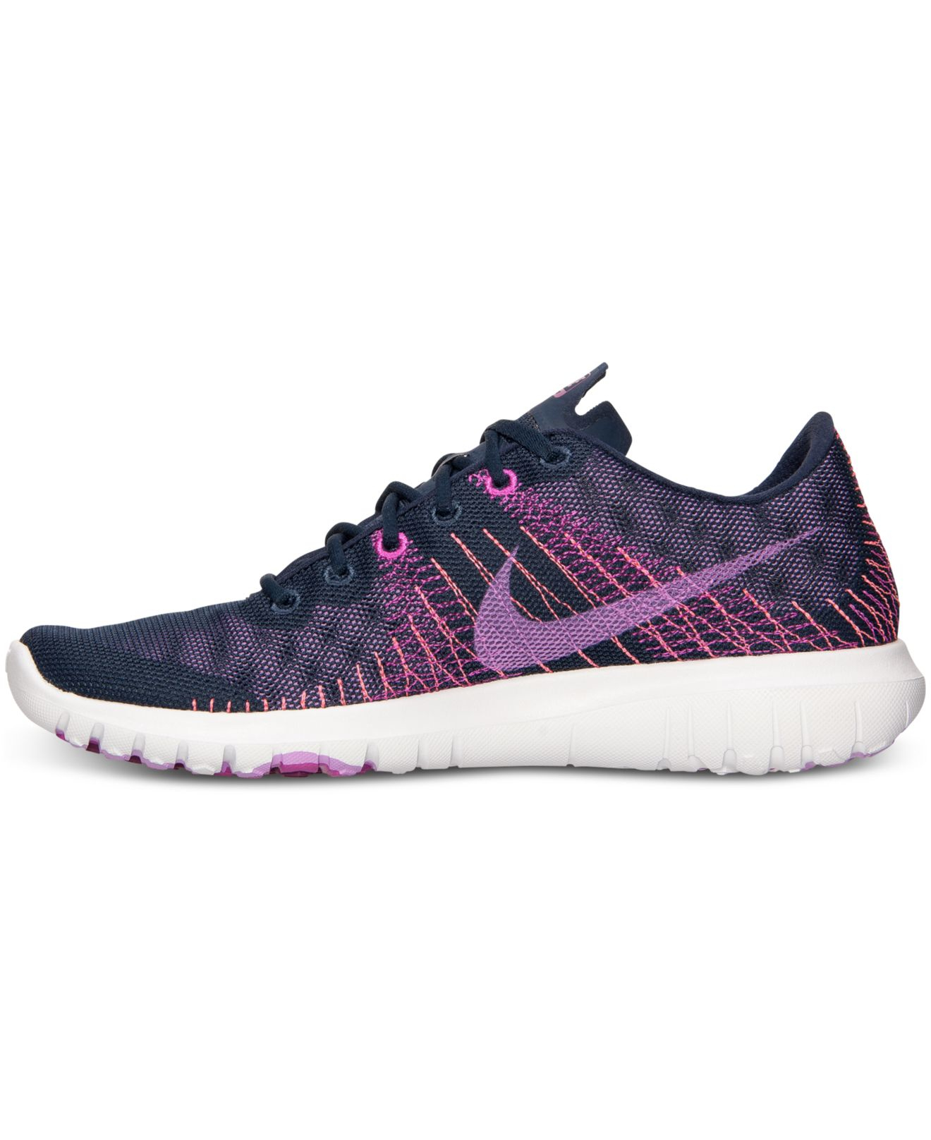 Lyst - Nike Women s Flex Fury Running Sneakers From Finish Line in ... 4d558f2da