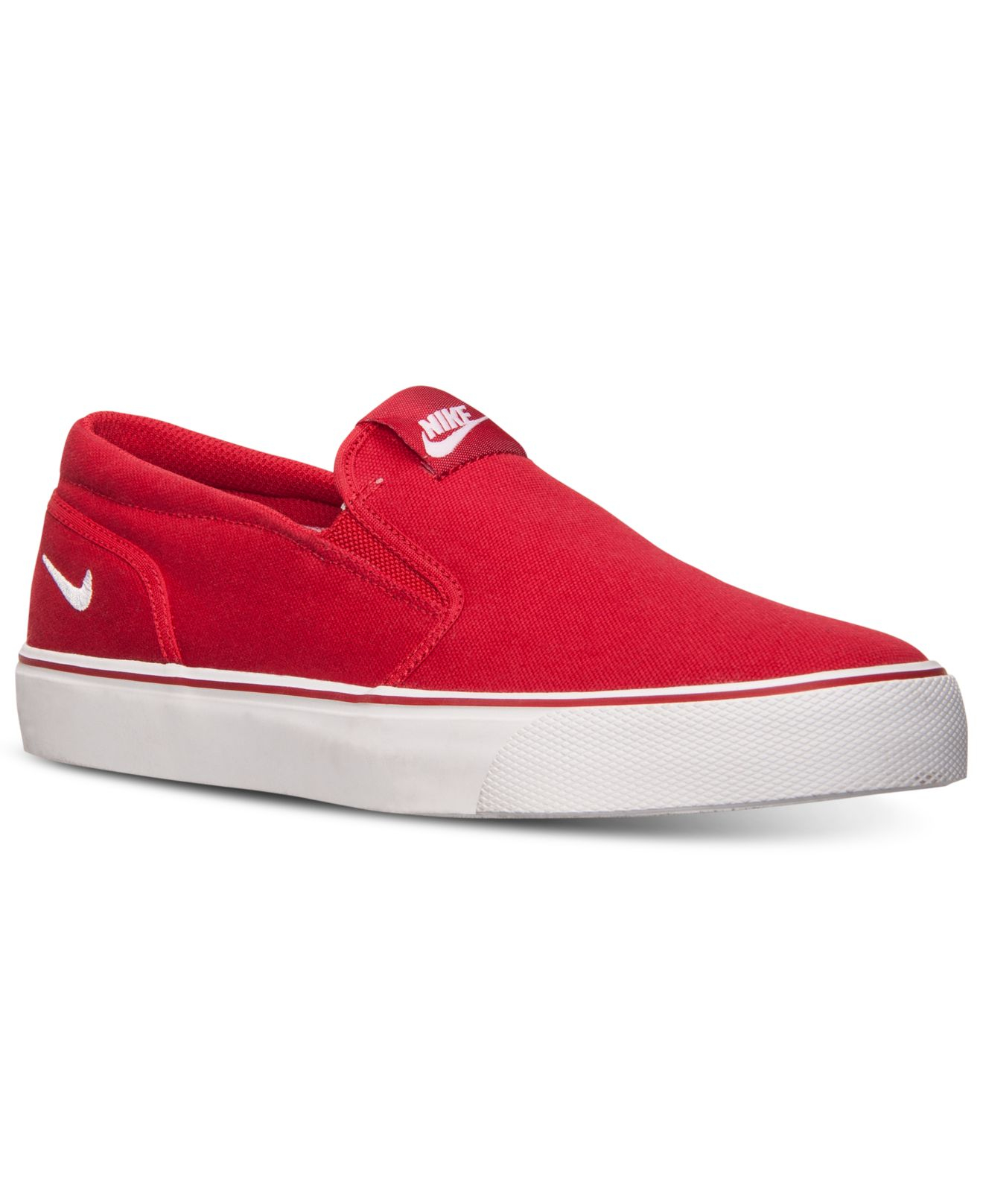 bc2a73d436a5 ... denmark lyst nike mens toki slip txt casual sneakers from finish line  in ac819 353f9