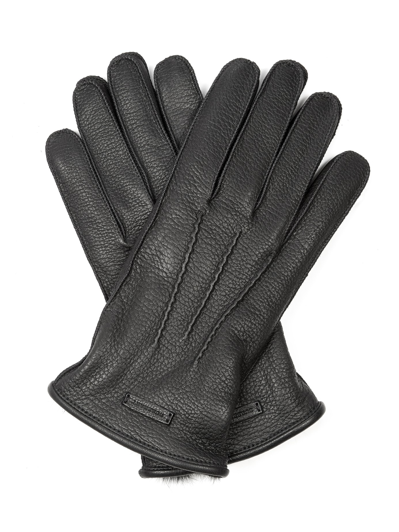 Mens leather gloves fur inside - Gallery Previously Sold At Matchesfashion Com Men S Leather Gloves