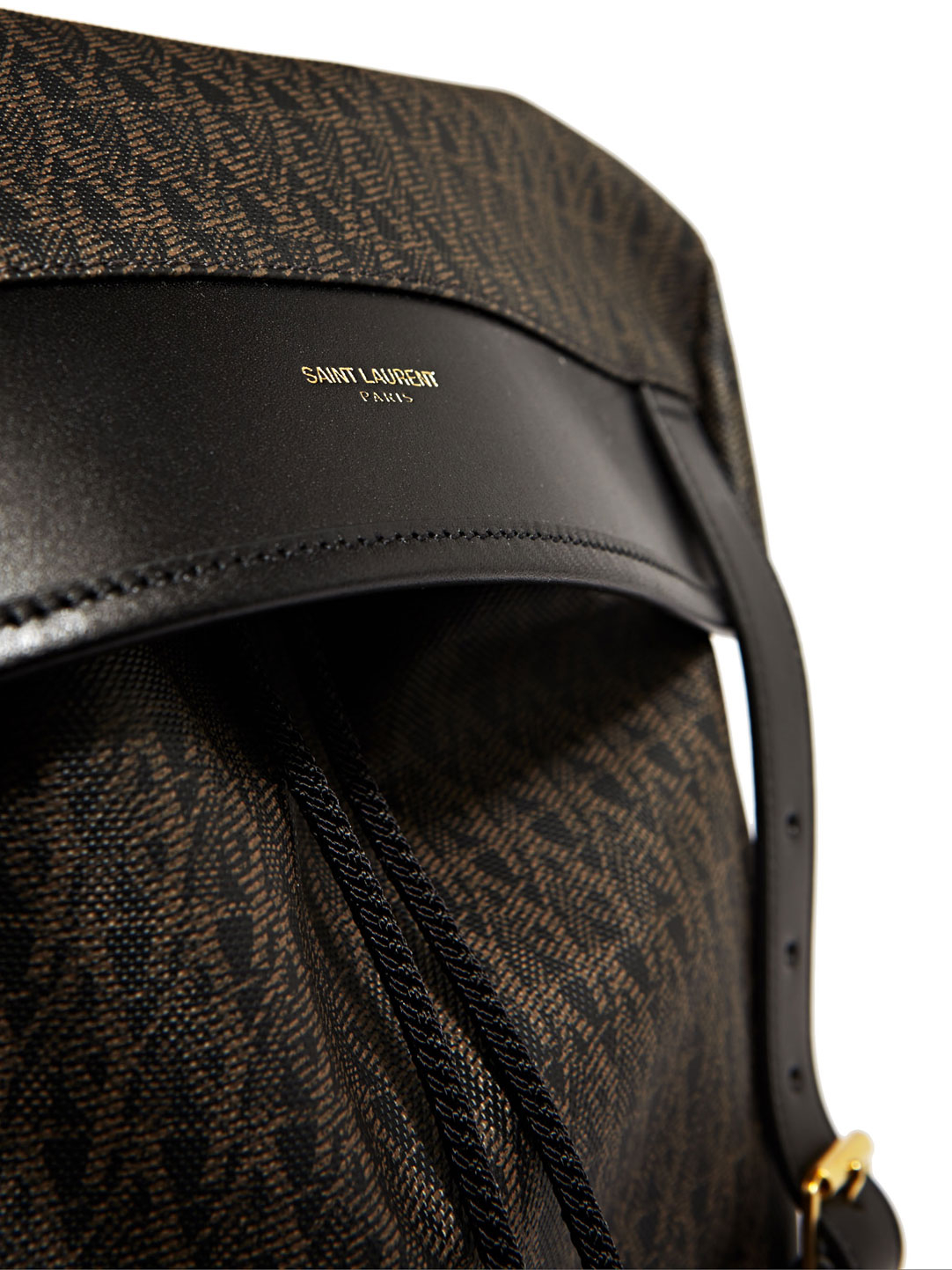yves saint laurent camouflage backpack