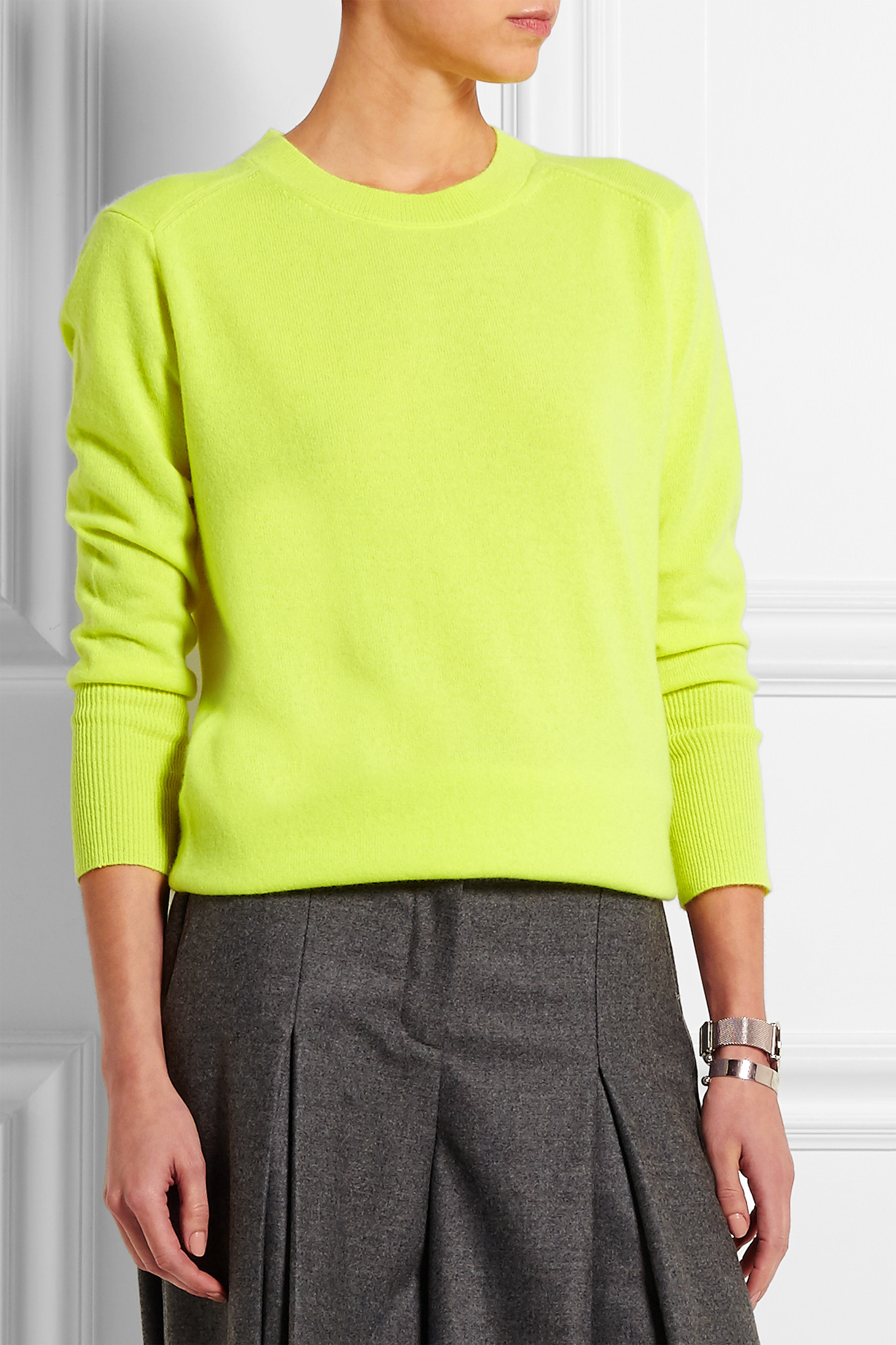 Bright Cashmere Sweaters Baggage Clothing