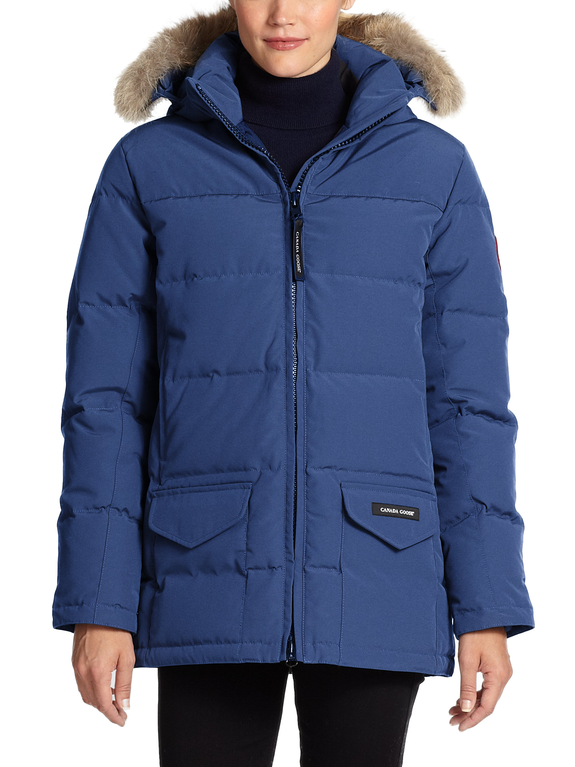 how to clean goose down jacket