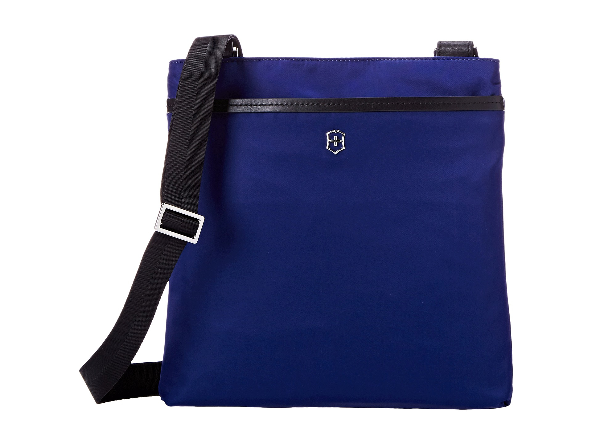 6b83a8a63b Lyst - Victorinox Victoria - Affinity Crossbody Day Bag in Blue