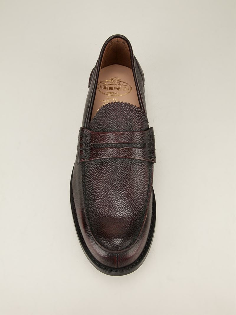 bfed5bd9fad Lyst - Church s  Pembrey  Loafer in Brown for Men
