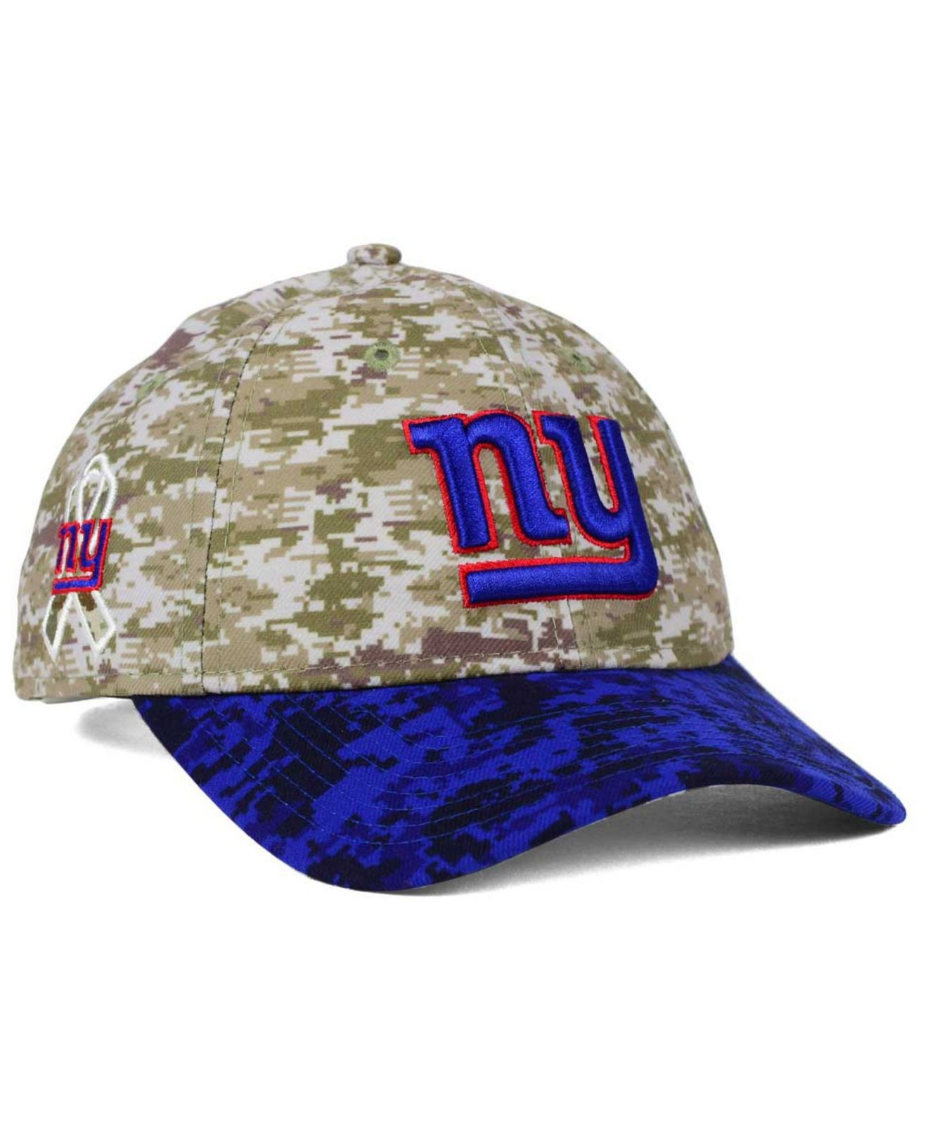Lyst - KTZ Women s New York Giants Salute To Service 9twenty Cap in ... 9789dff02ddd