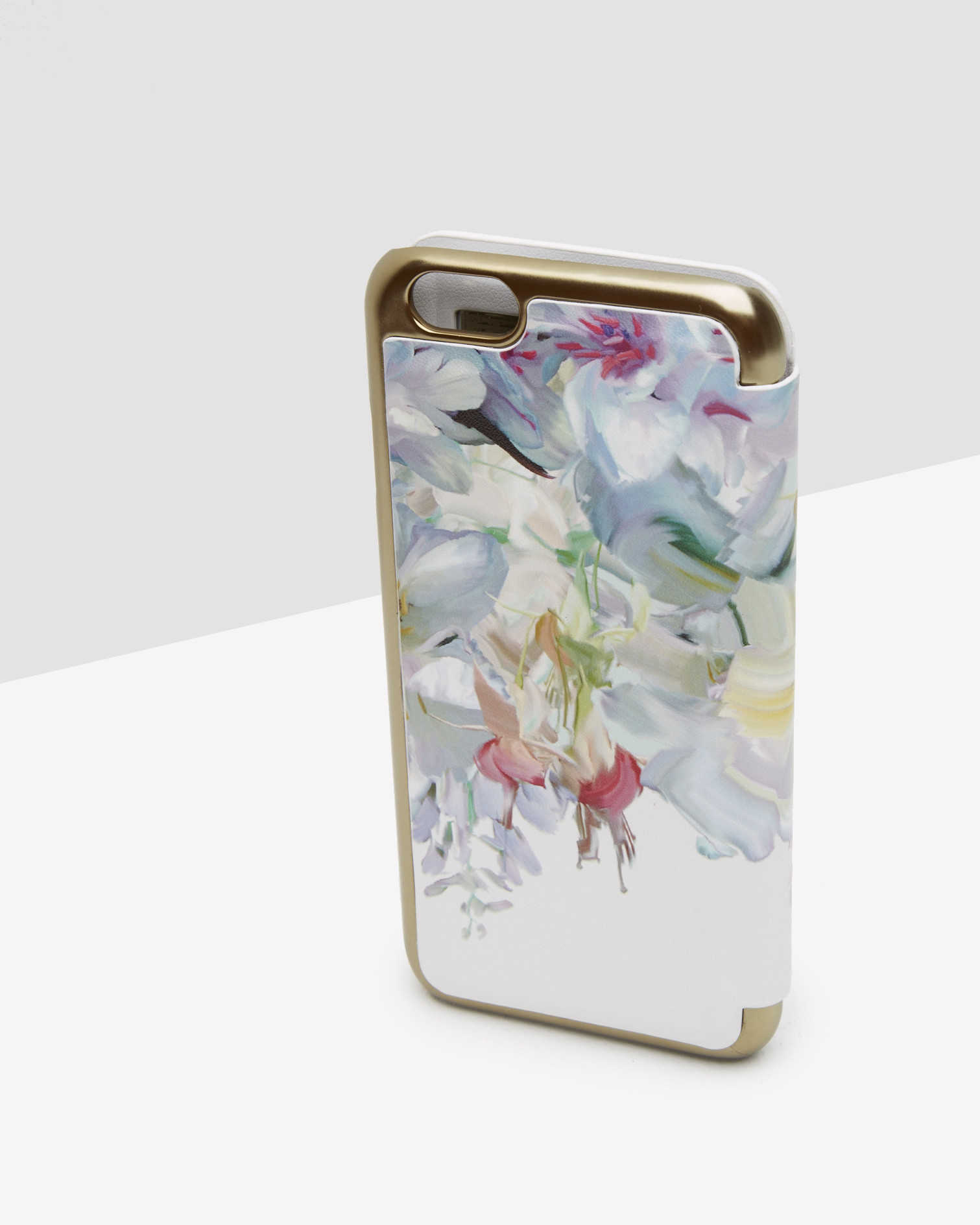 ted baker iphone 6s case with mirror