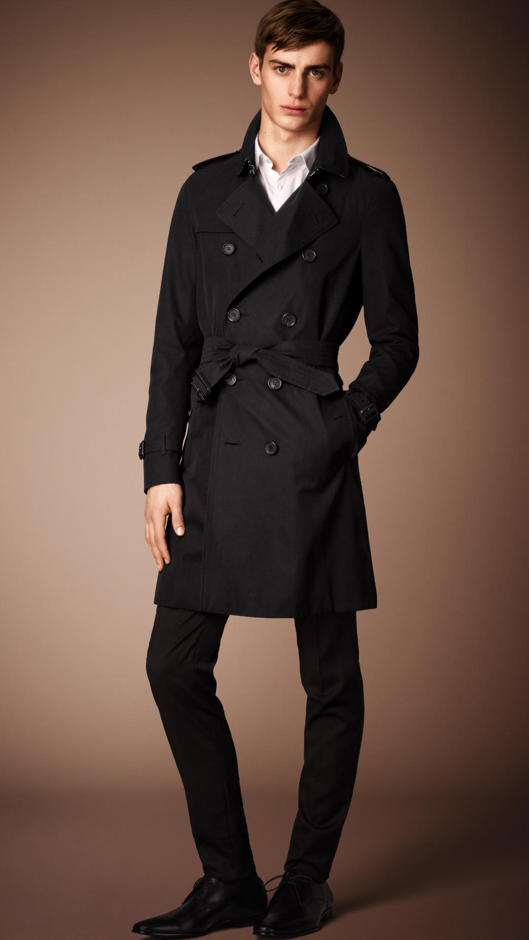 burberry mens trench coat outlet k622  6 Men S Trench Coats To Consider This Autumn Fashionbeans