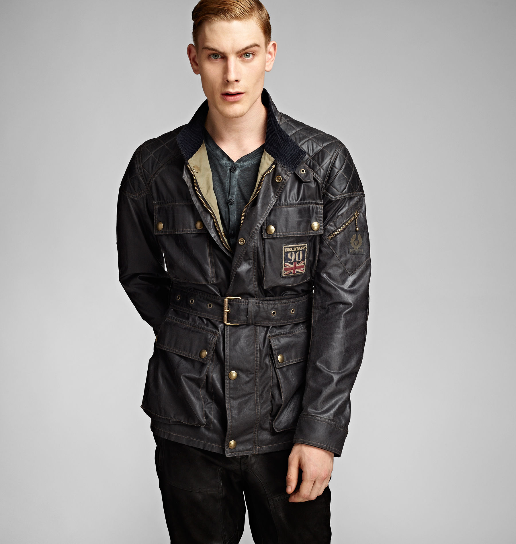 Belstaff Roadmaster Fc Jacket