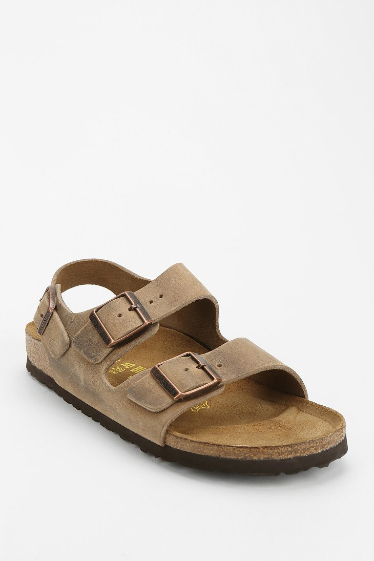 36ac9c799cd Gallery. Previously sold at  Urban Outfitters · Women s Birkenstock Milano  ...