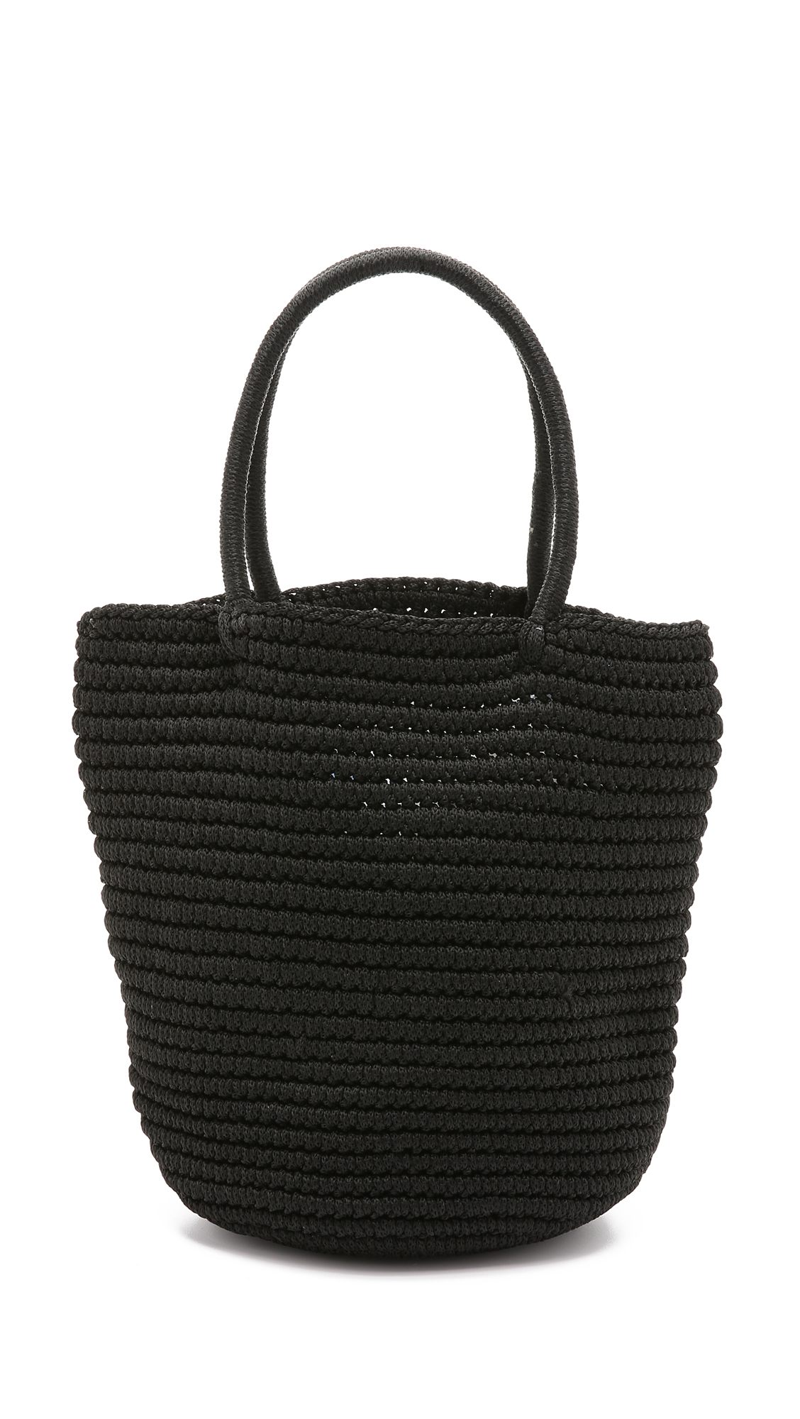VIDA Tote Bag - Black Logo Tote by VIDA 94rMeR