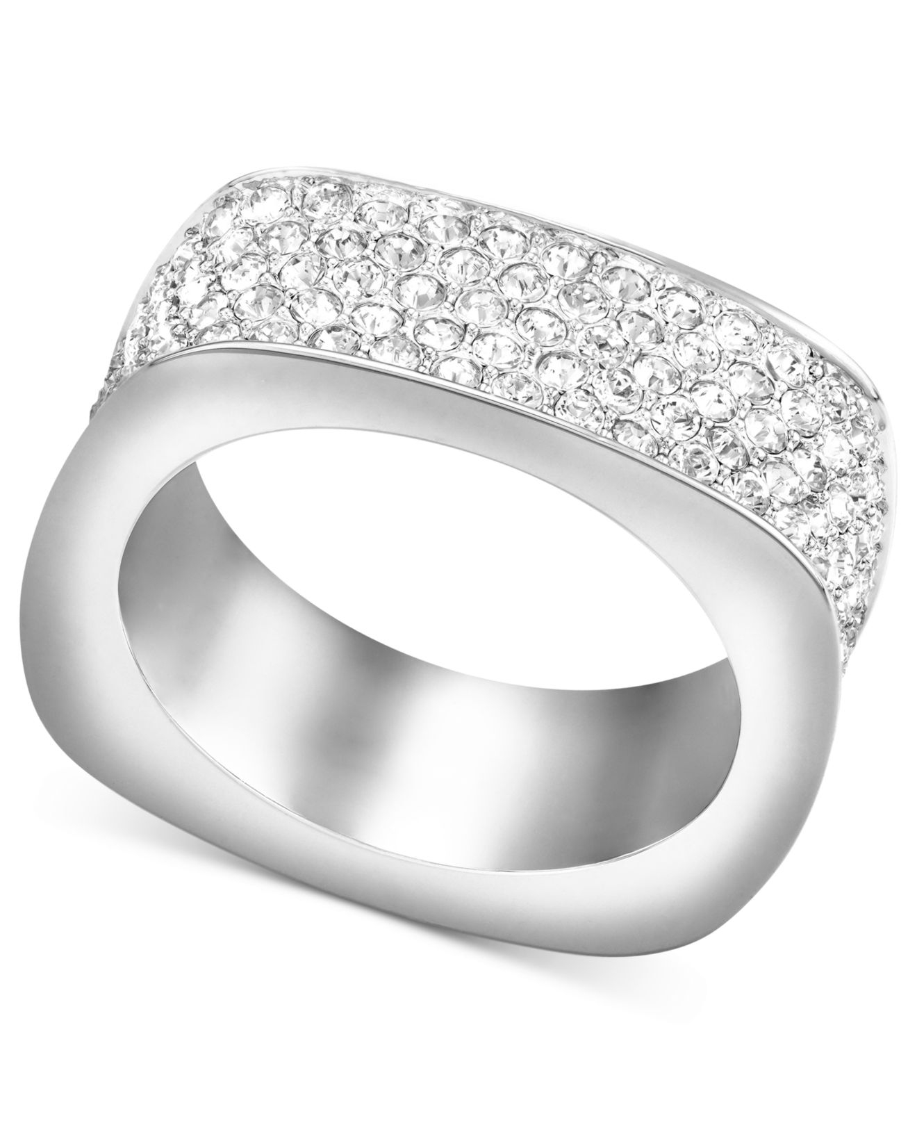 plated exclusive rings large jewelry fashion rhodium