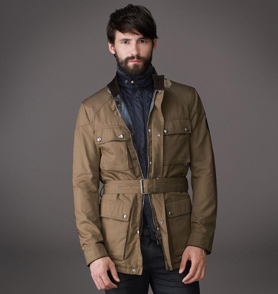 Belstaff Roadmaster Mens Jacket