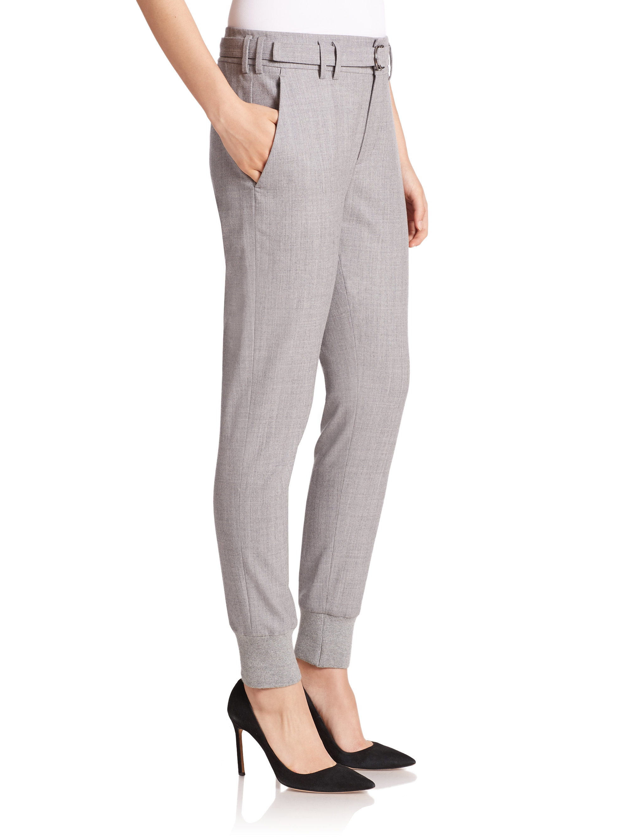 Beautiful Nike Sweat Pants In Gray Grey  Lyst