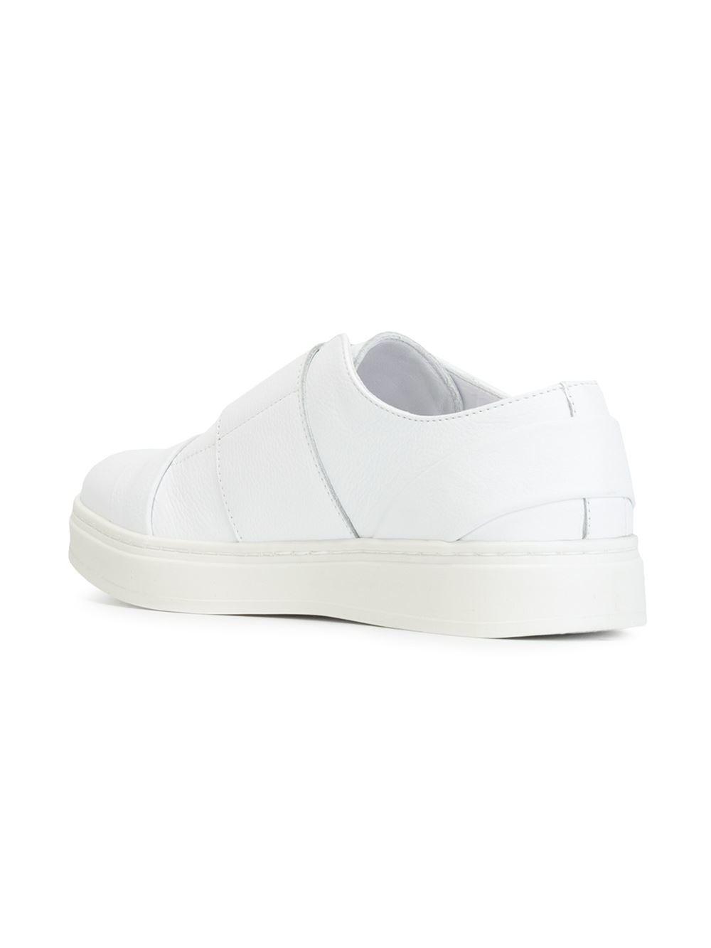 Search Mens Achilles Ion Gabriel Velcro Strap Sneakers Best