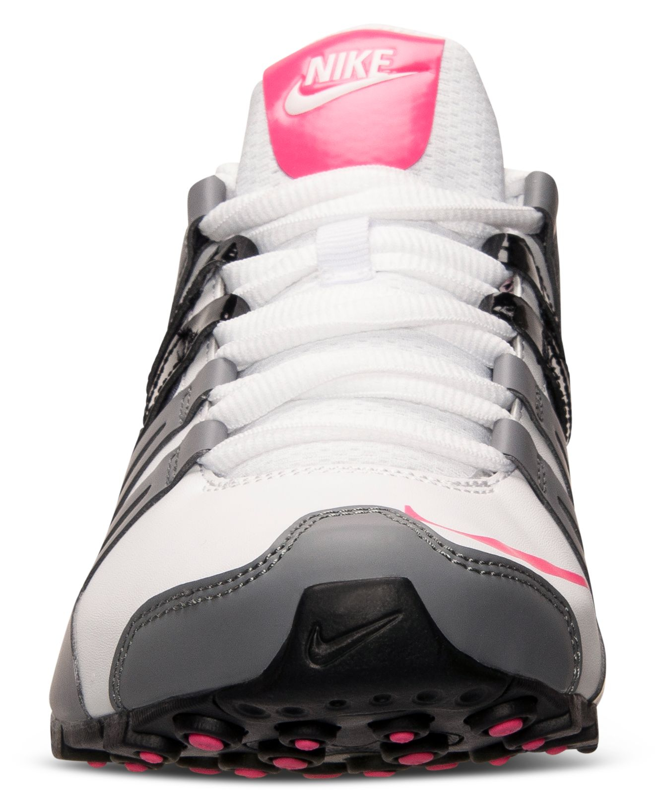 6893c49f455a ... usa lyst nike womens shox current running sneakers from finish line  8ea8e b116e