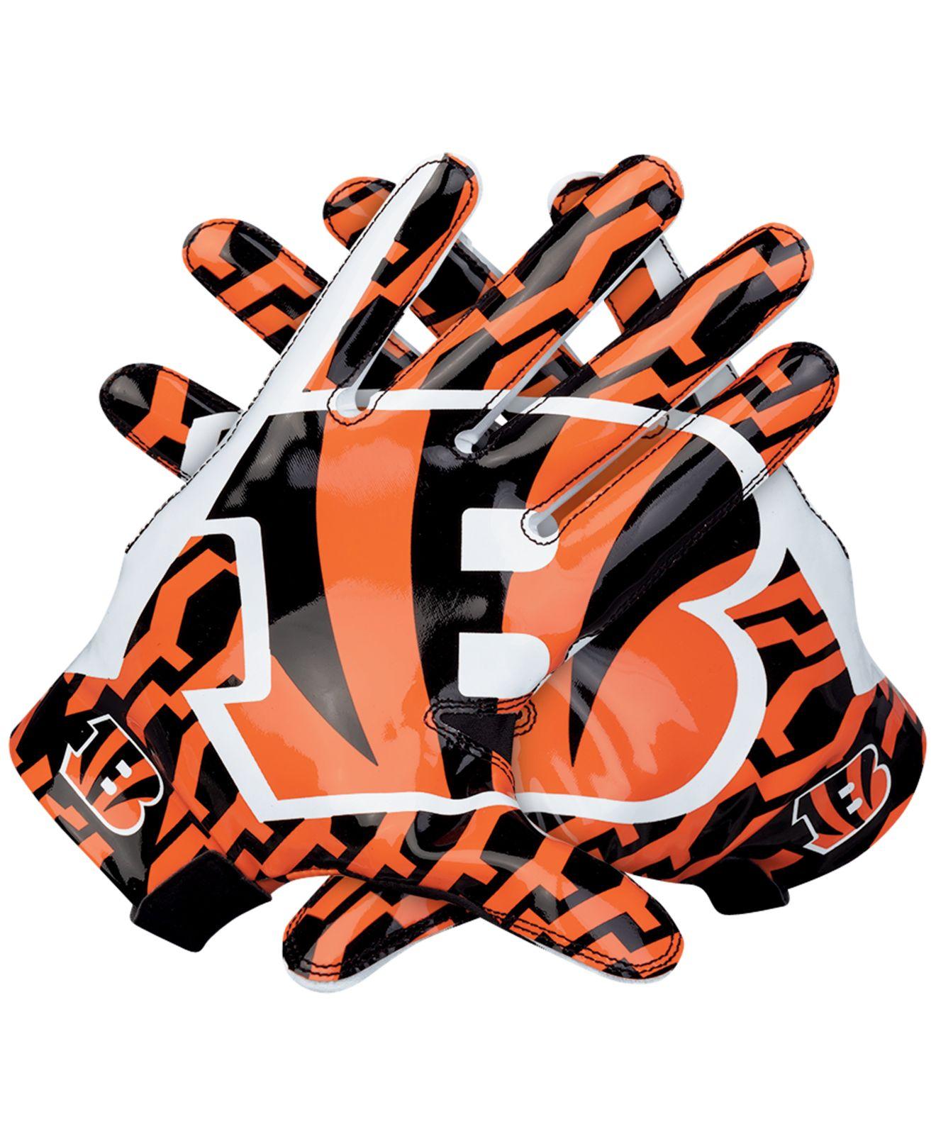 Nike Bengals #18 A.J. Green Orange Alternate Men's Embroidered NFL ...