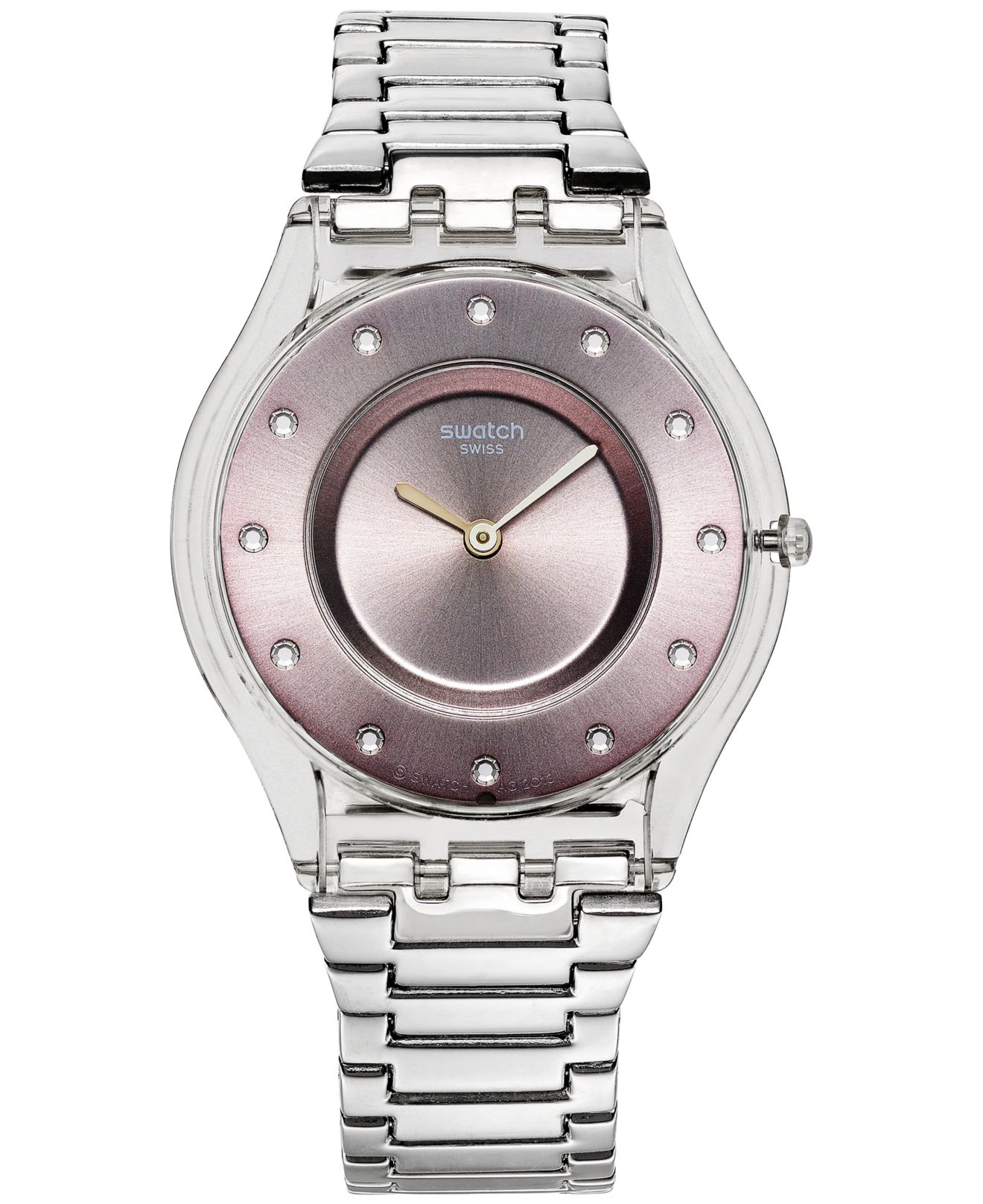 swatch s swiss silver drawer stainless steel