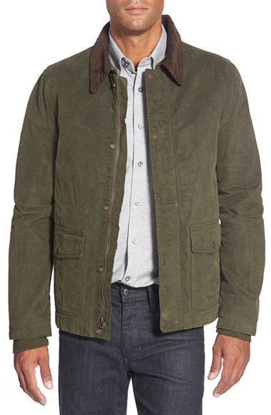 Lincoln Black Label >> Lyst - Timberland 'mount Lincoln' Corduroy Collar Shirt ...