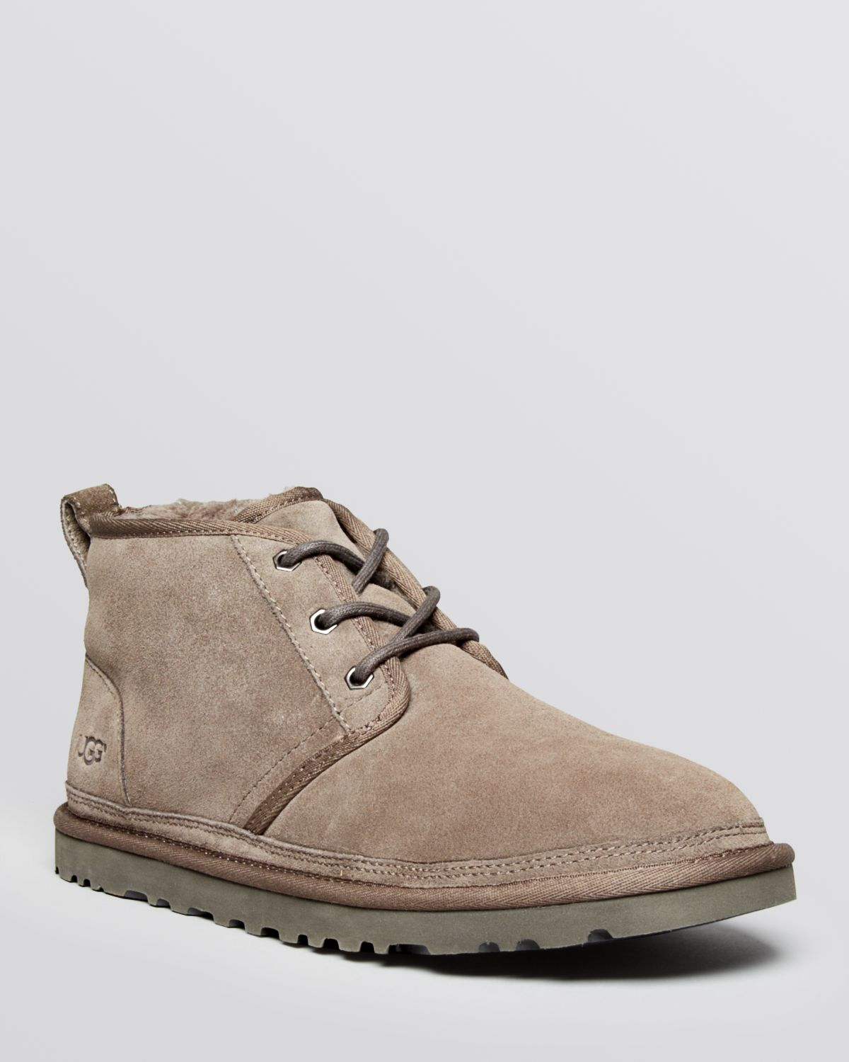 uggs for men grey