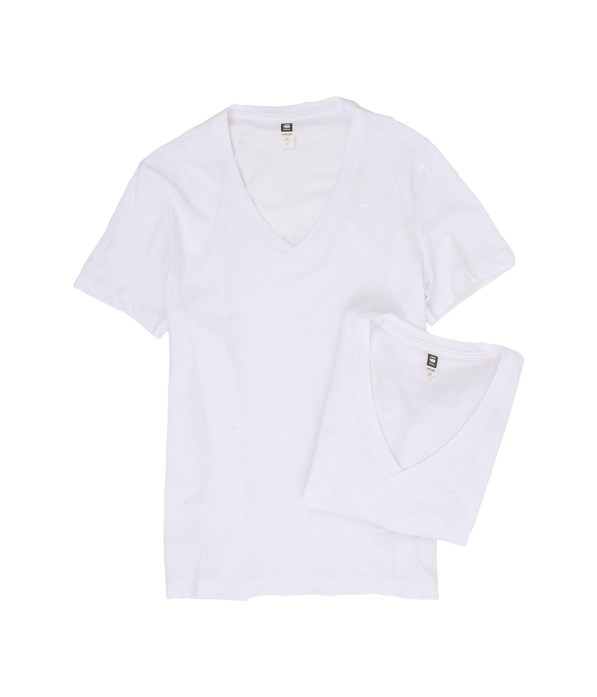 Base Round Neck T-Shirt G-Star 8TxPIGaHOx
