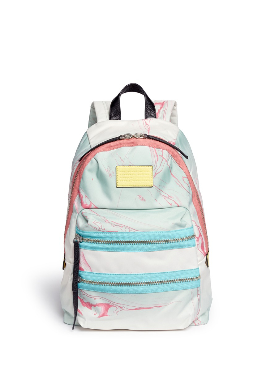 Lyst Marc By Marc Jacobs Domo Arigato Packrat Marble