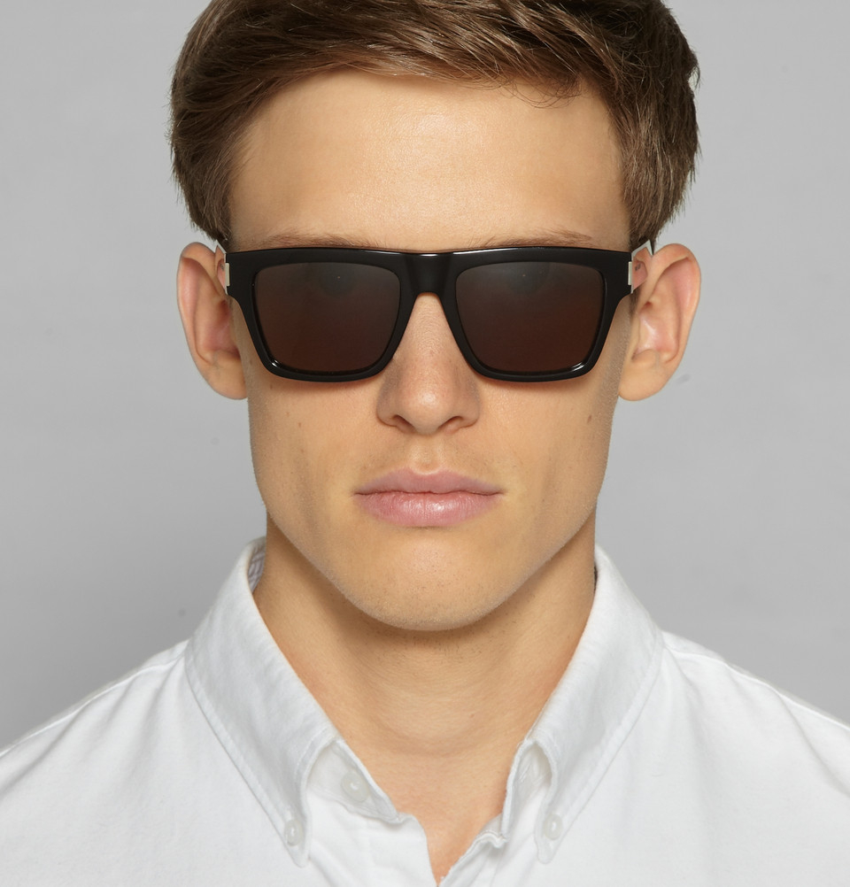 D-frame sunglasses Saint Laurent lChW2tgj
