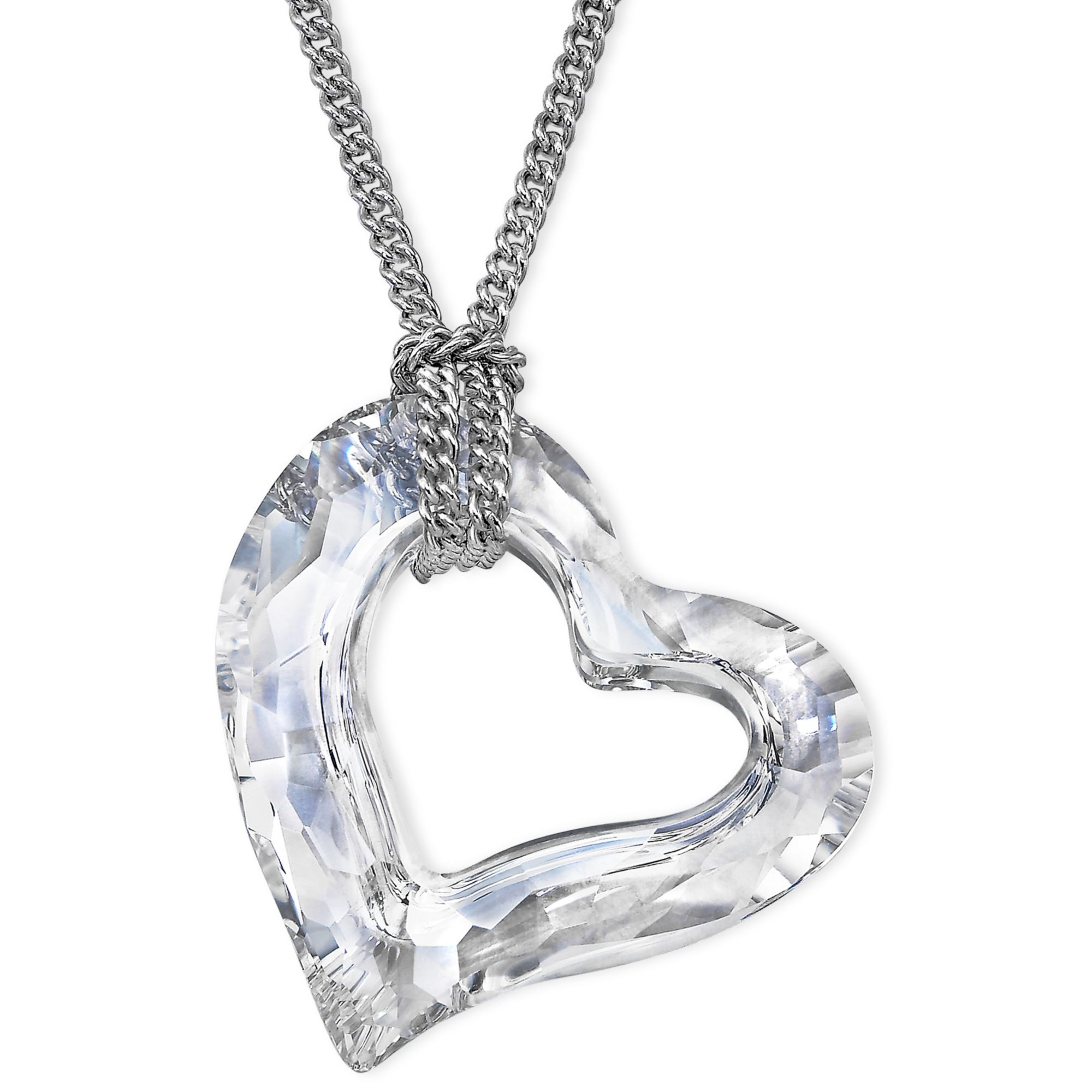 a027cdd461c029 Gallery. Previously sold at  Macy s · Women s Swarovski Crystal Necklace ...