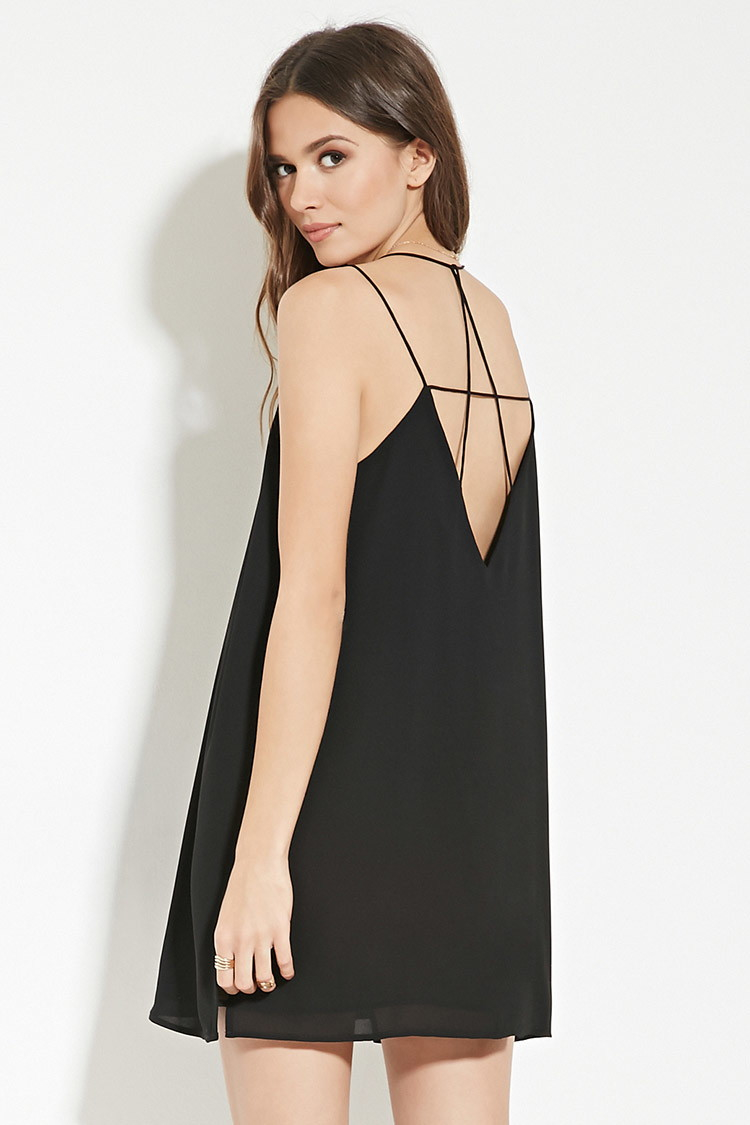 Contemporary Black Dresses