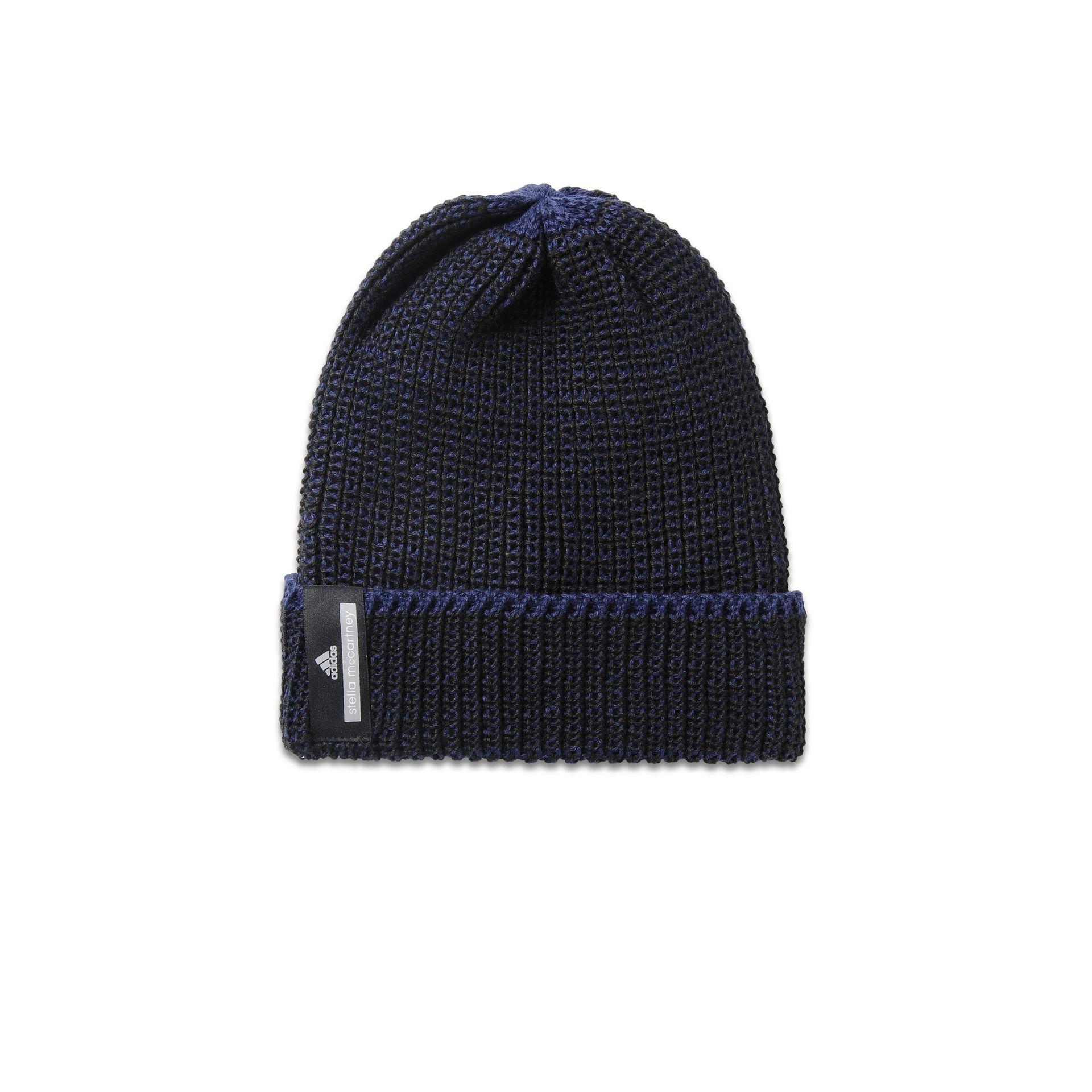 b54dd4132d3c7 Adidas By Stella Mccartney Navy Ski Hat in Blue - Lyst
