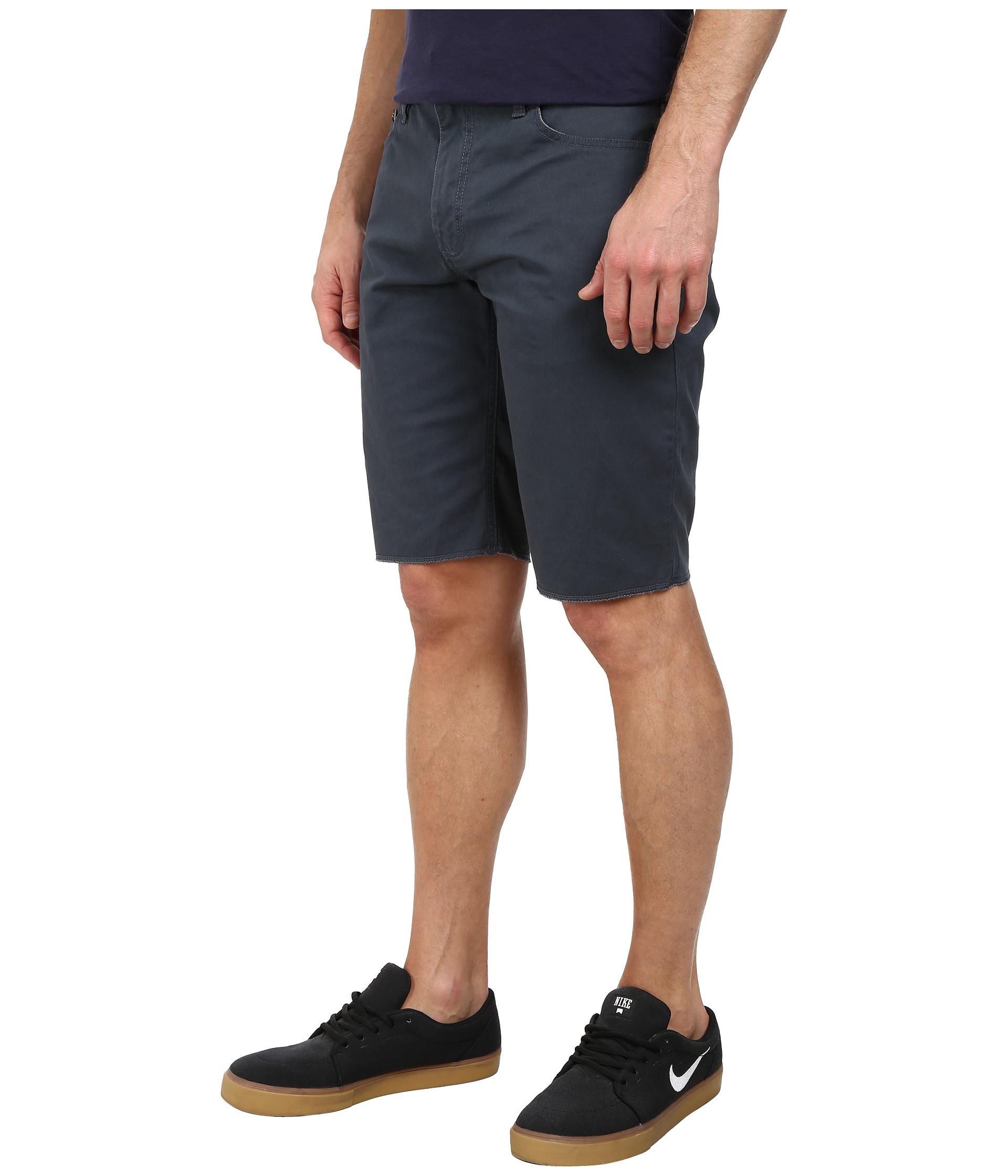 97ca8525f145 Lyst - Nike Sb Fremont Stretch Five-pocket Short in Gray for Men