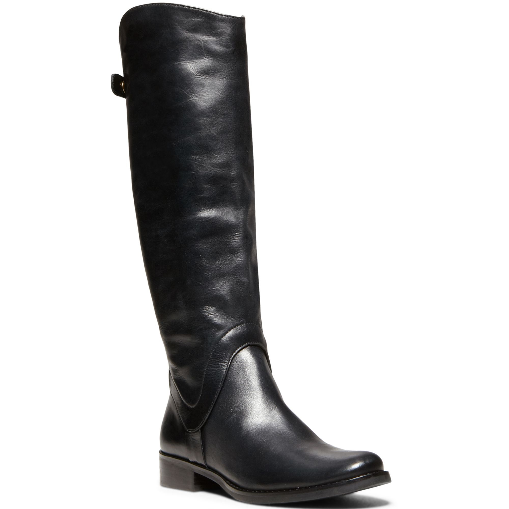 steven by steve madden sady wide calf tall riding boots in. Black Bedroom Furniture Sets. Home Design Ideas