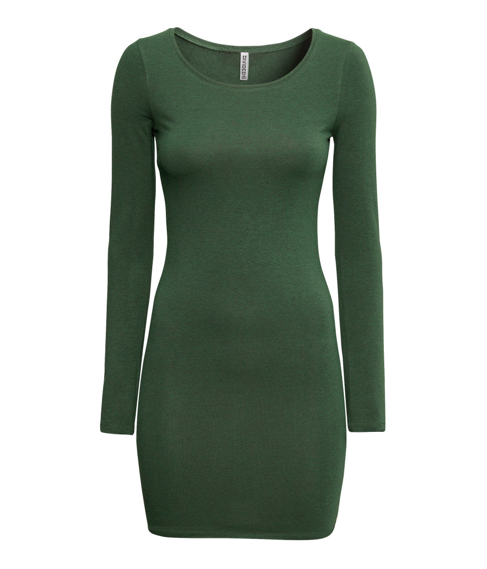274e56944cca Gallery. Previously sold at: H&M · Women's Jersey Dresses