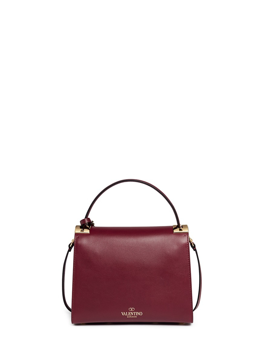 c374c766691 Gallery. Previously sold at: Lane Crawford · Women's Valentino Rockstud Bags