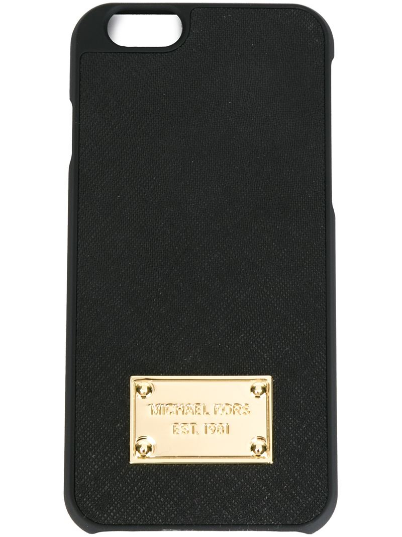 hoesje iphone 6 zwart
