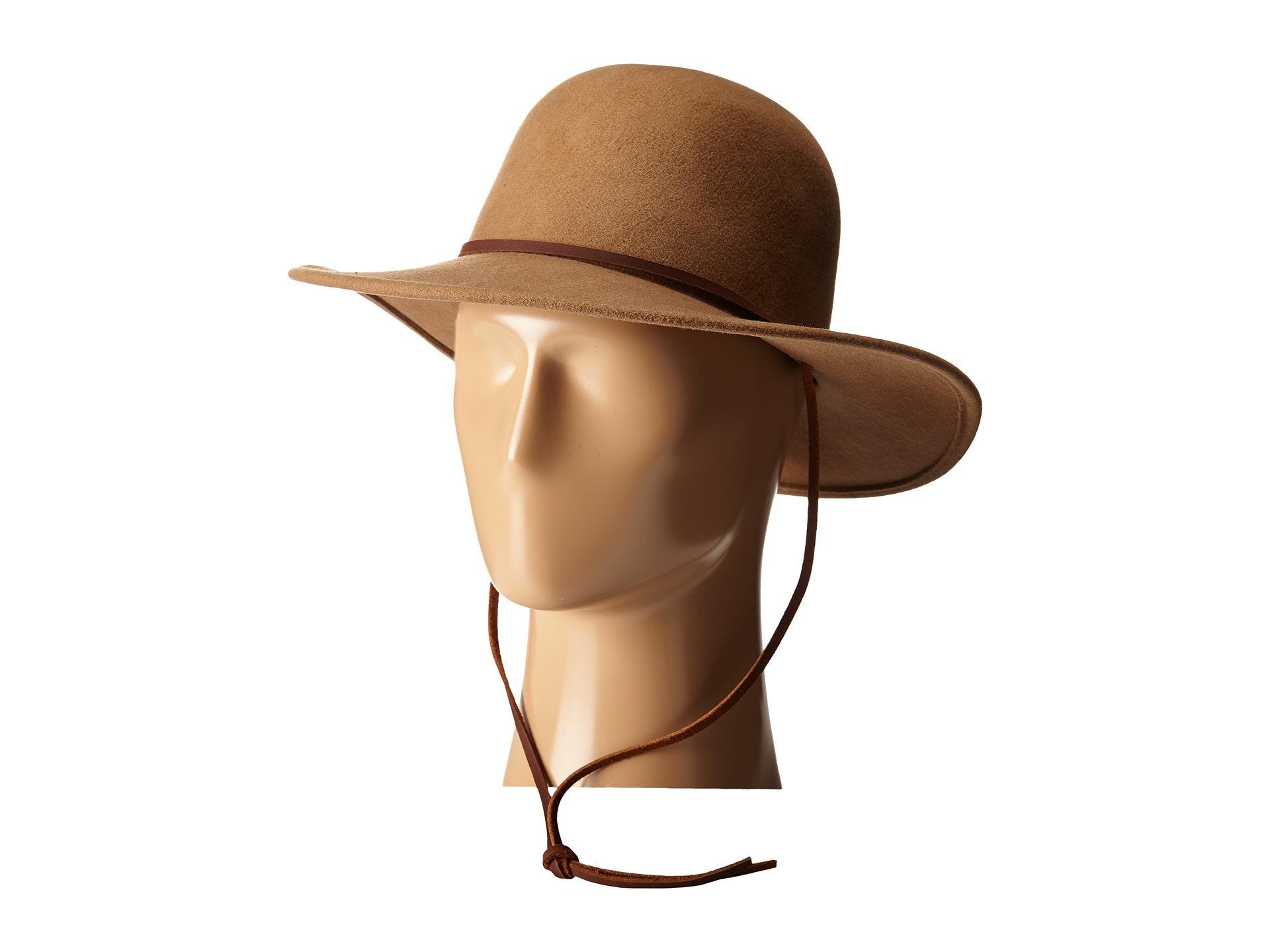 af35ec79 ... hot lyst brixton tiller hat in brown 40361 831a0