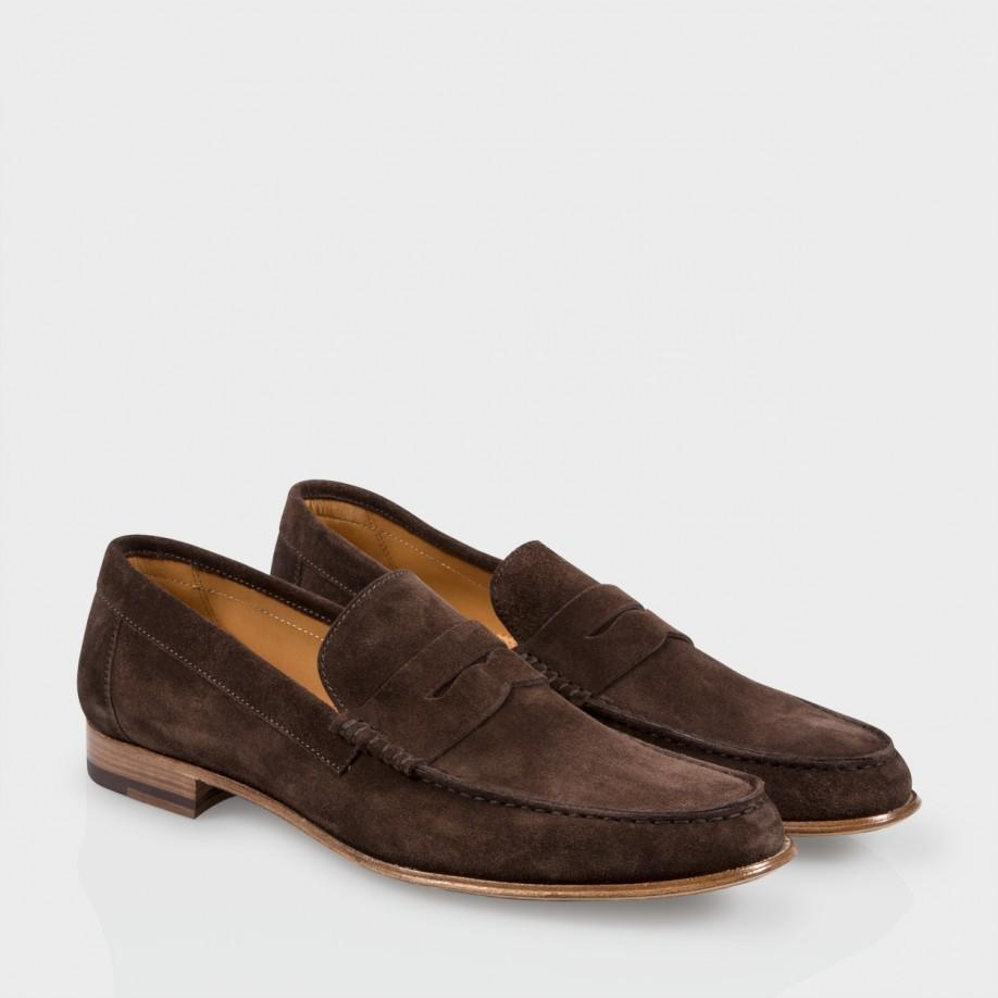 S Saddle Shoes