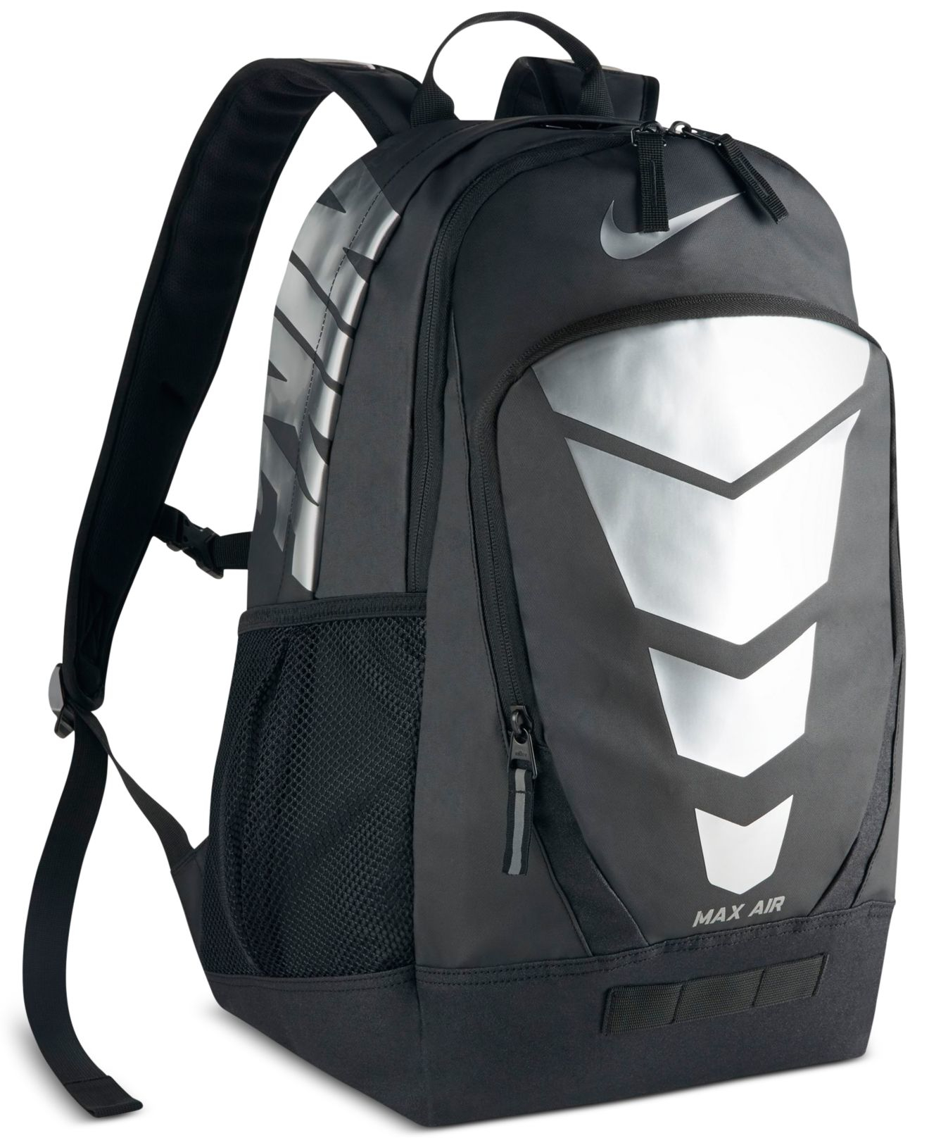 lyst nike max air vapor large energy backpack in black