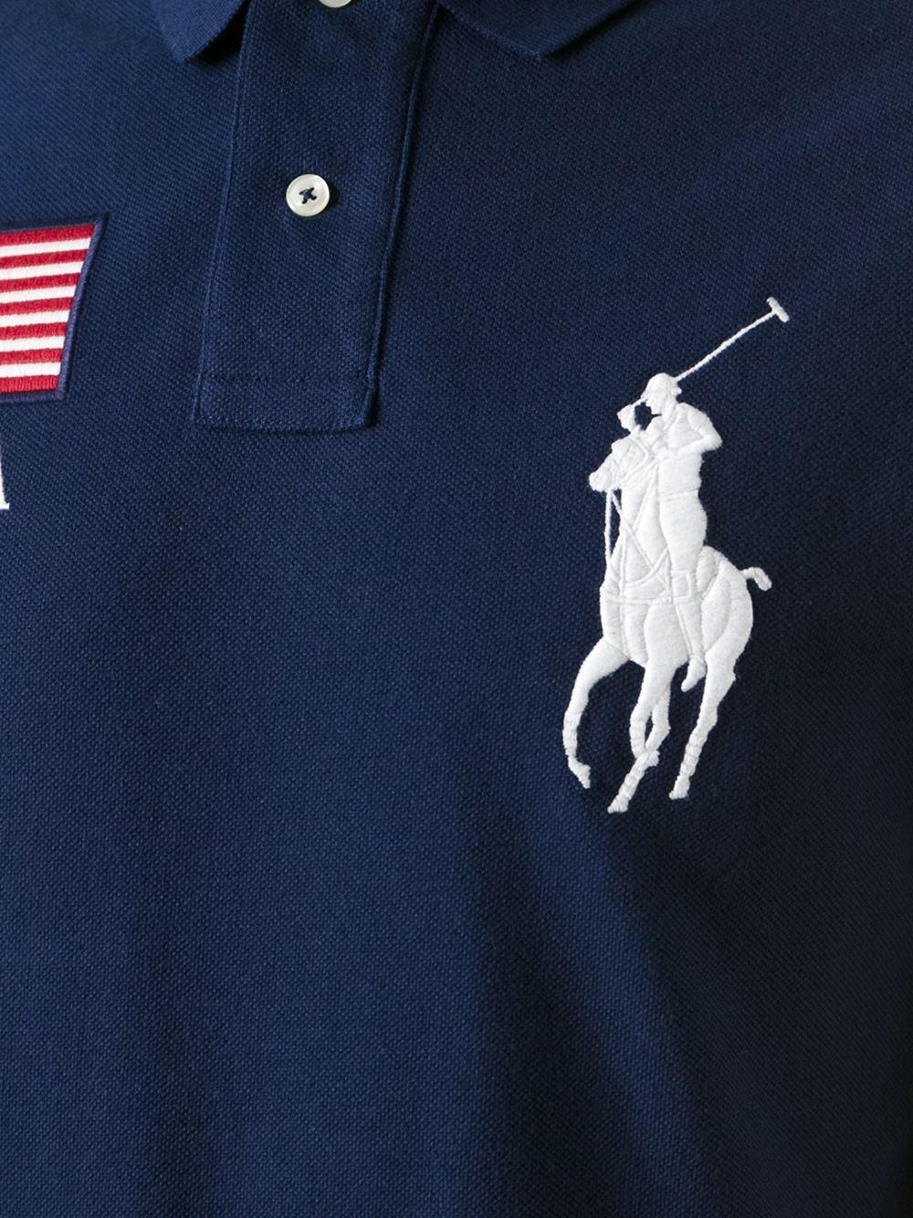 cheap for discount ff96b b1cc2 Logo Embroidery Polo Shirts - DREAMWORKS