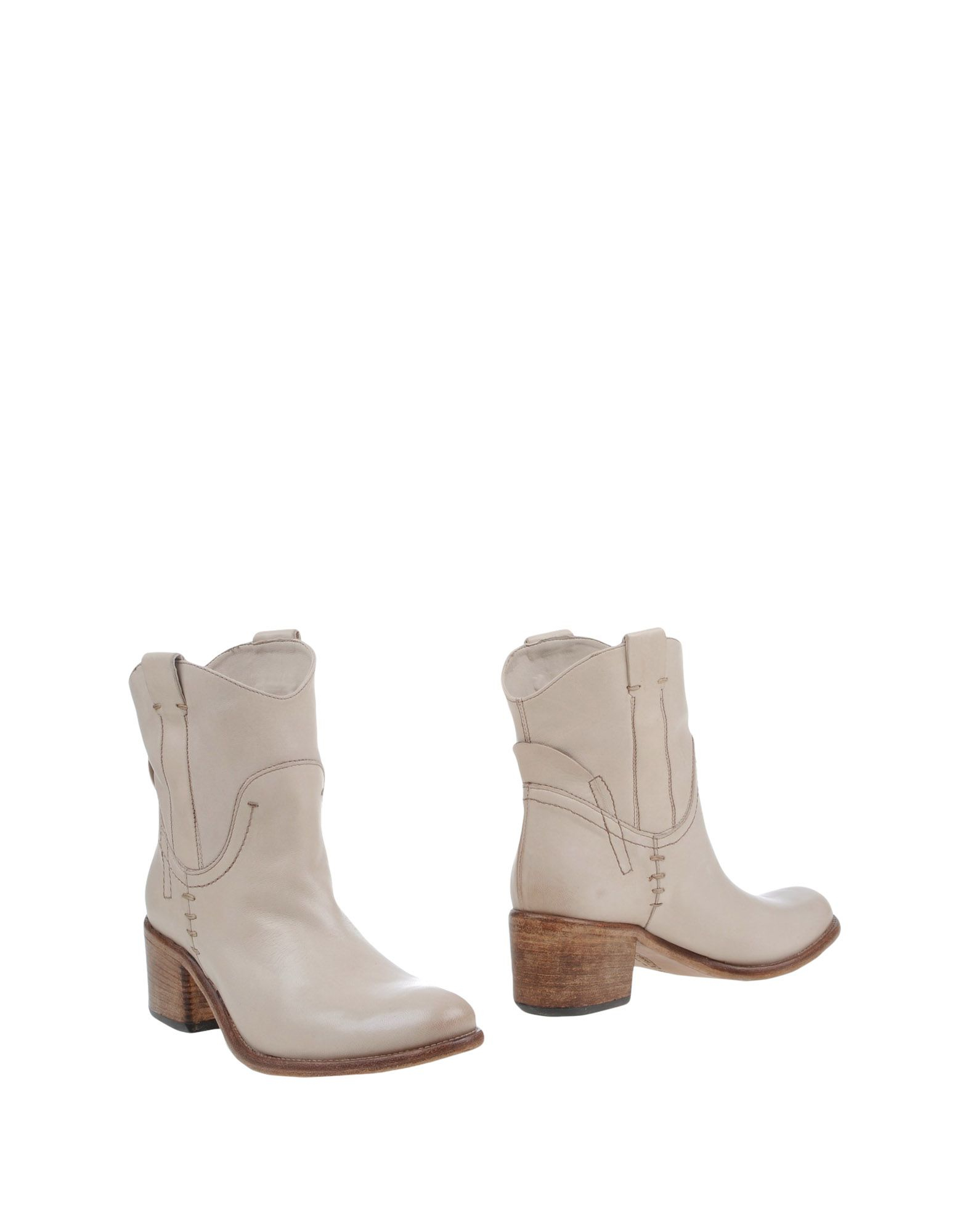 995f93dde9e Lyst - Alberto Fermani Ankle Boots in Natural