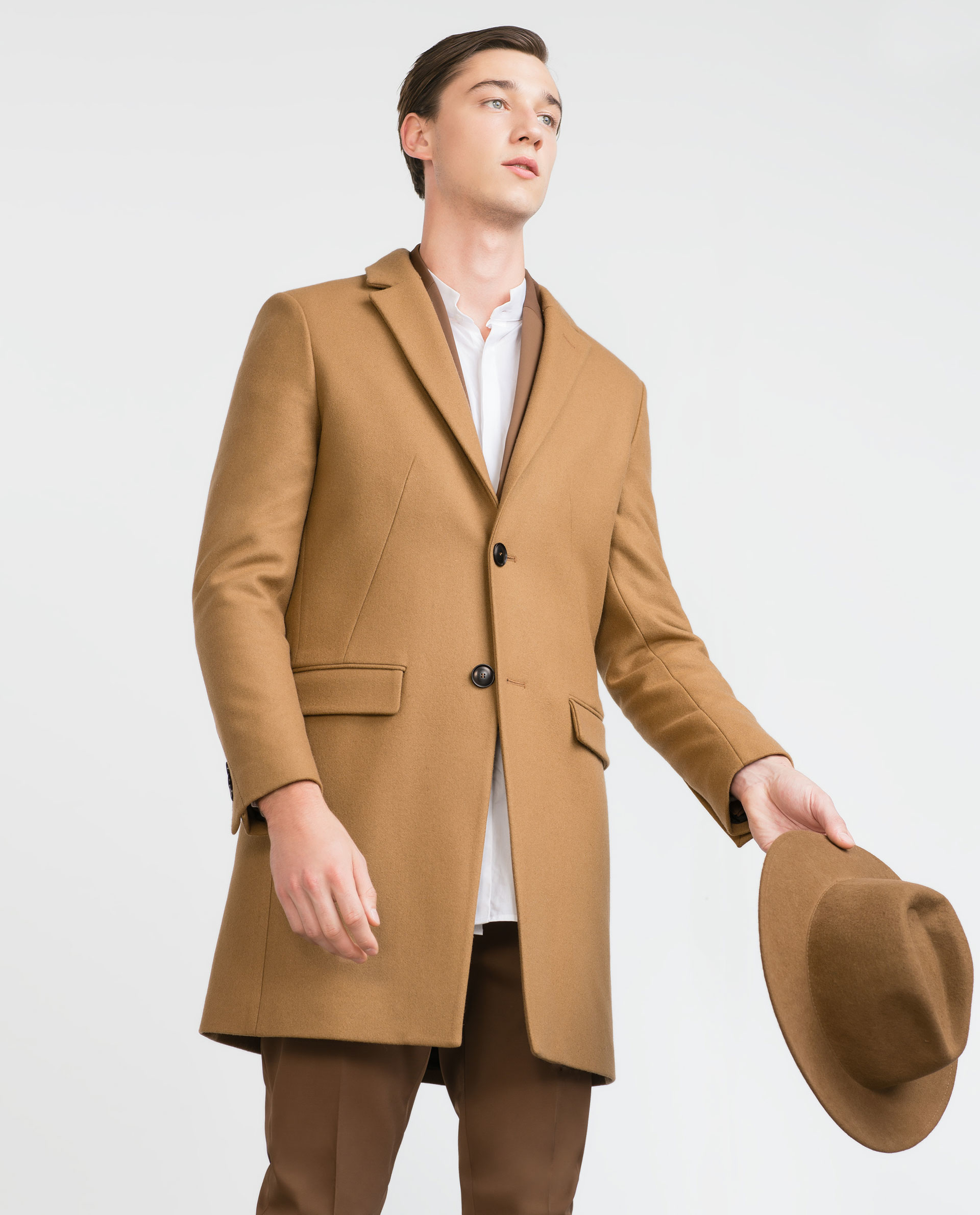 Find mens camel wool coat at ShopStyle. Shop the latest collection of mens camel wool coat from the most popular stores - all in one place.