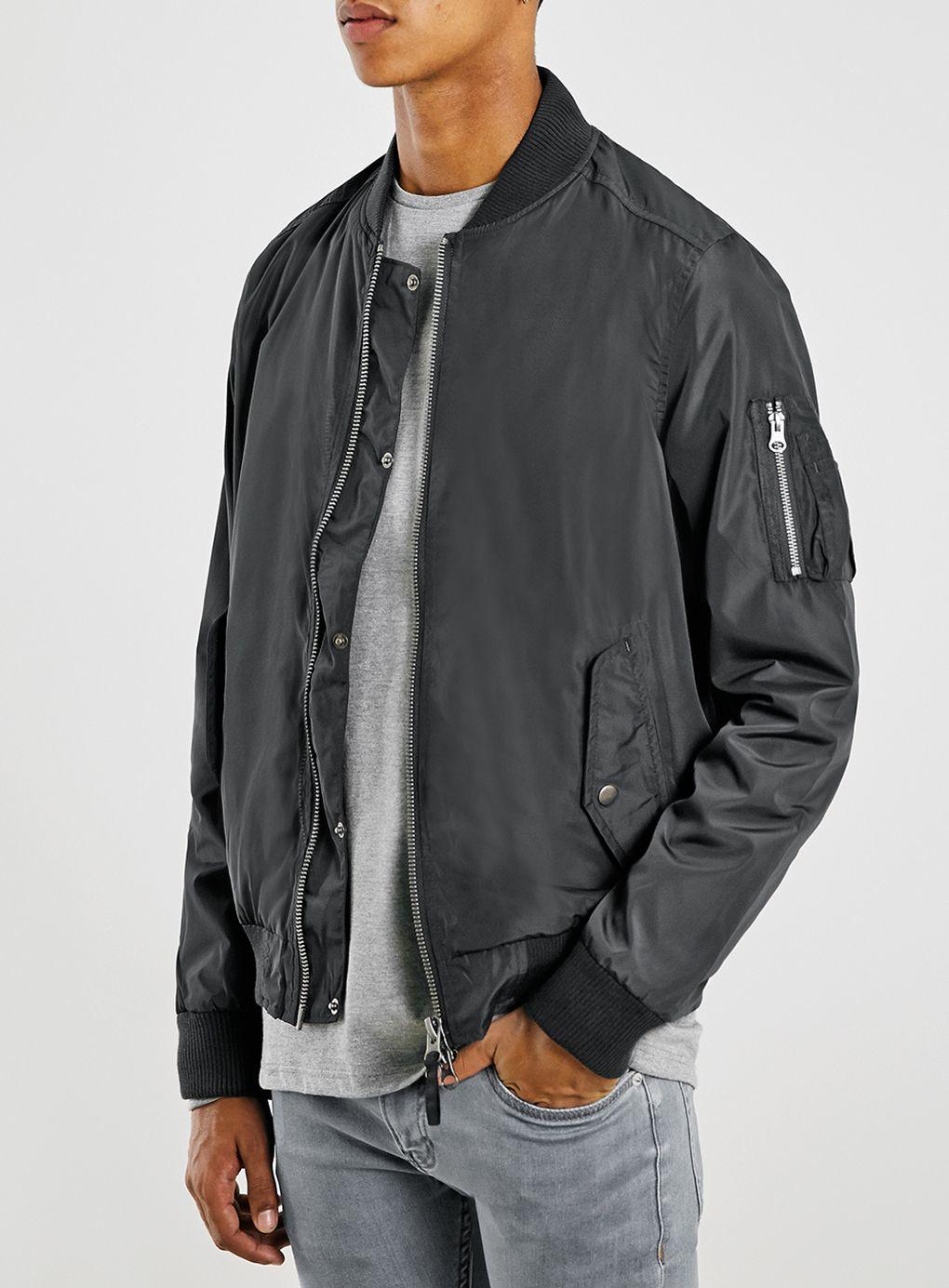Topman Bomber Jacket | Outdoor Jacket