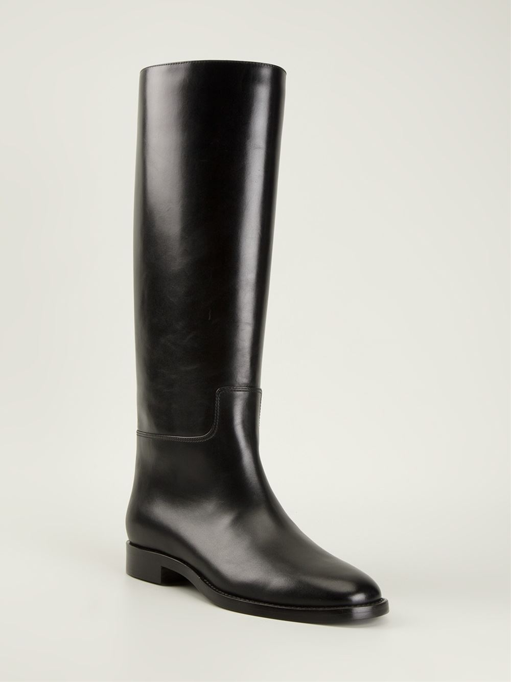 Tom ford Riding Boots in Black | Lyst