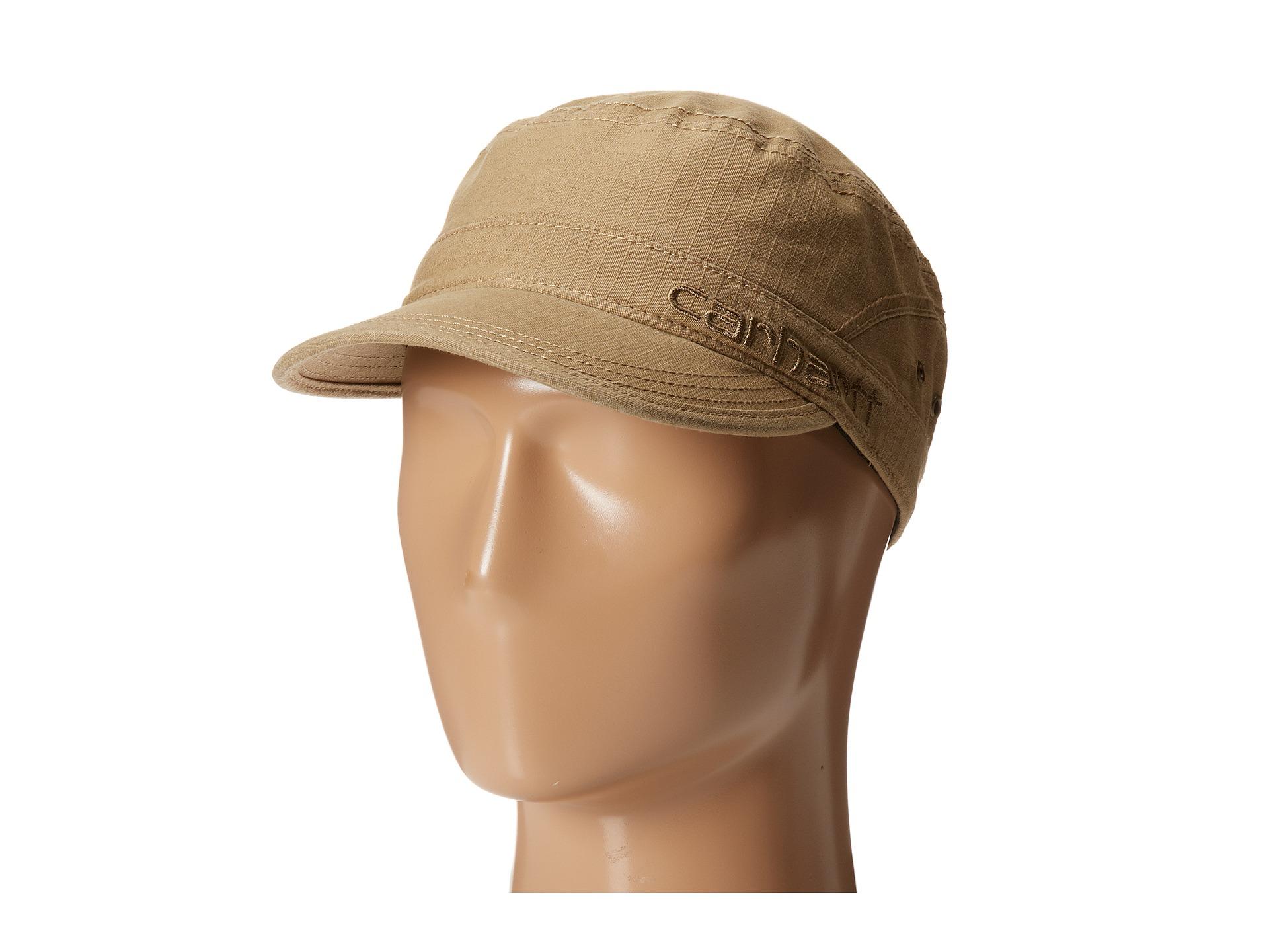 596cee8b3e2e2 Lyst - Carhartt Irvine Military Cap in Natural for Men
