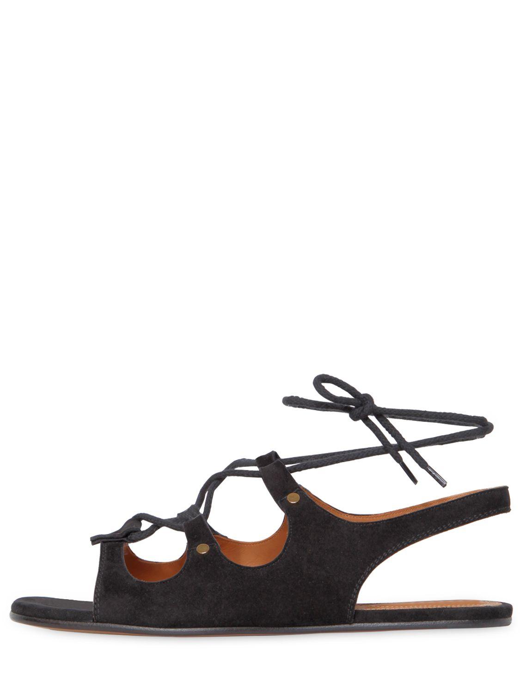Chloé Suede sandals Tzogz5yFE