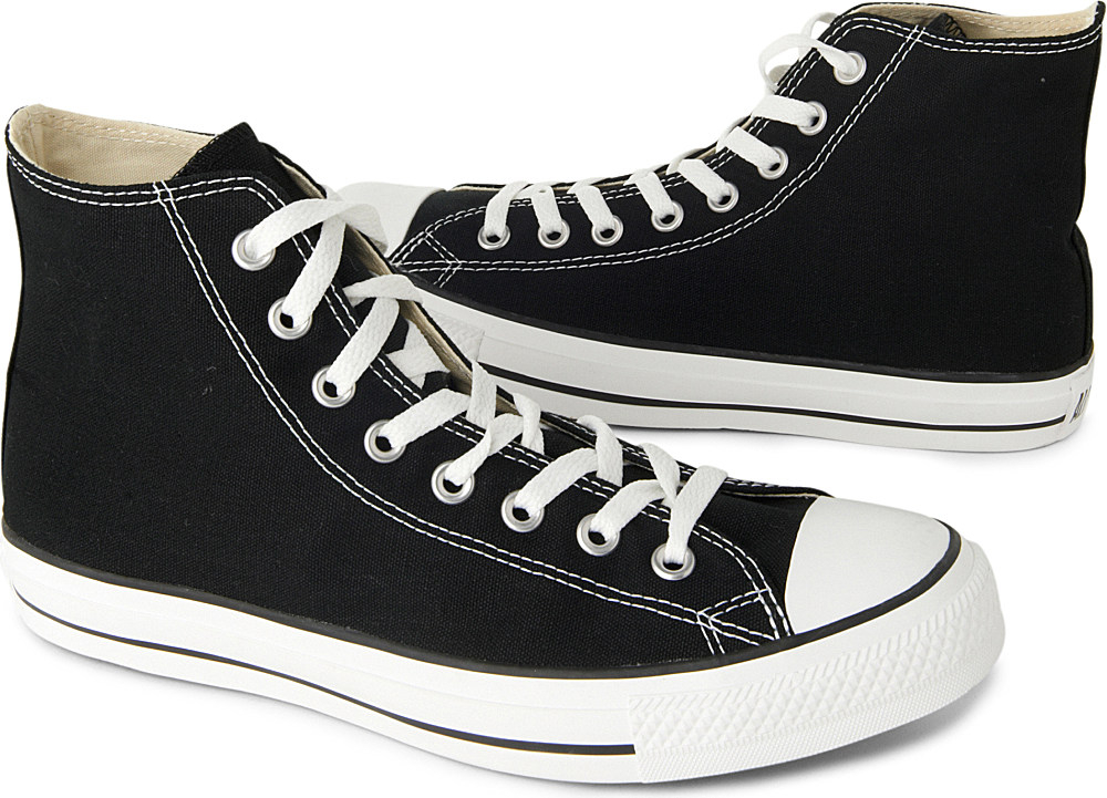 089d3fbfca48 Lyst - Converse Chuck Taylor All Star High Tops in Black for Men