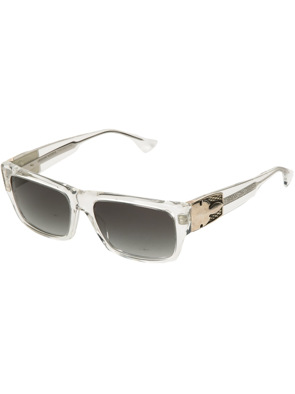 7c8b5dc40ac4 Lyst - Chrome Hearts Gmoney Sunglasses for Men